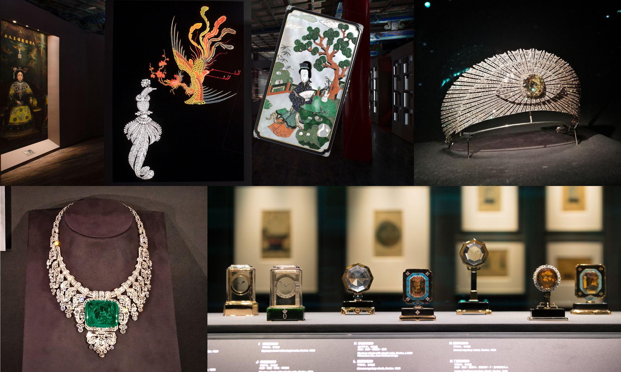 走入故宮、看見Cartier,一場絕無僅有的中西美學盛宴相遇在北京!