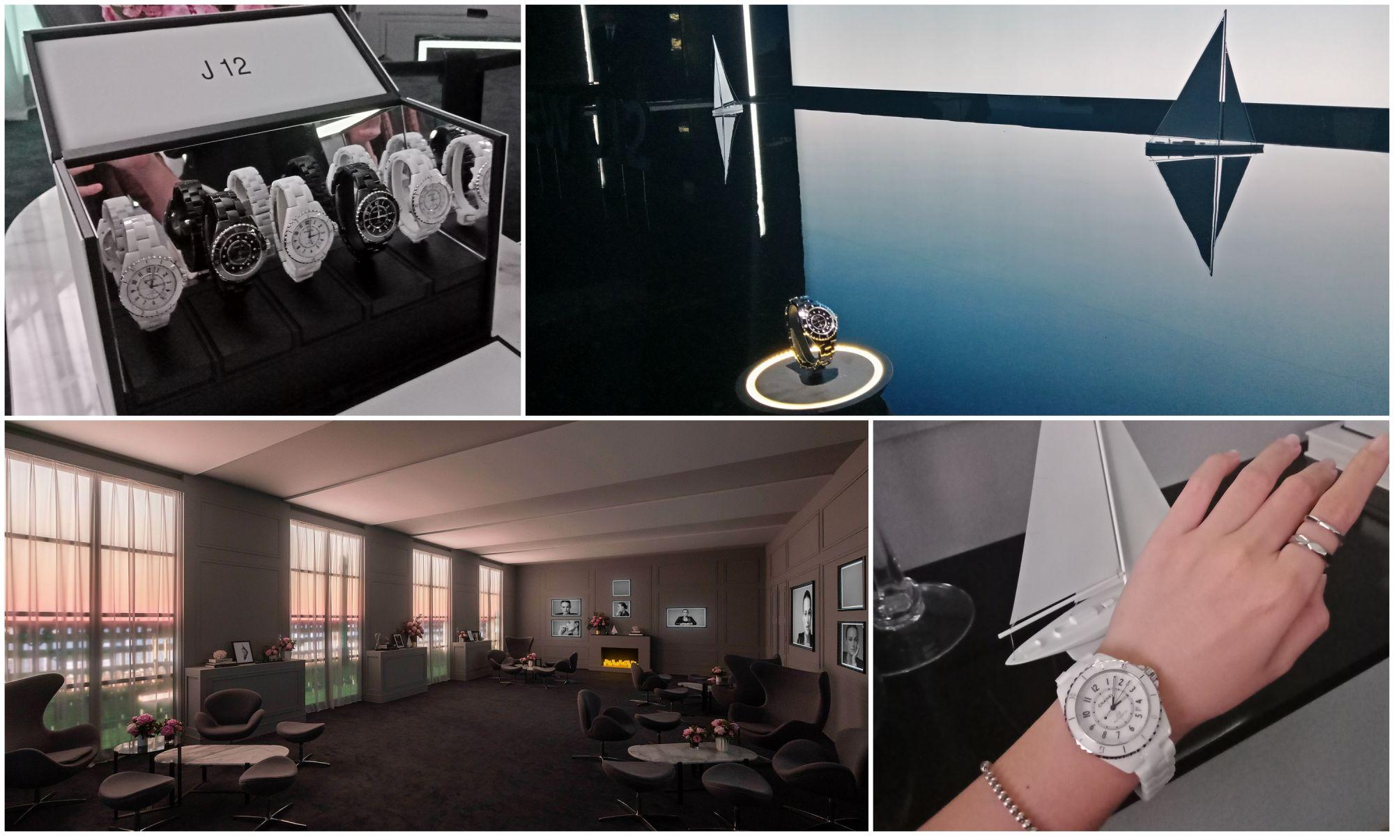 10個細節、2種靈感、1個新機芯……,Chanel全新J12腕錶與女性並進的時髦態度