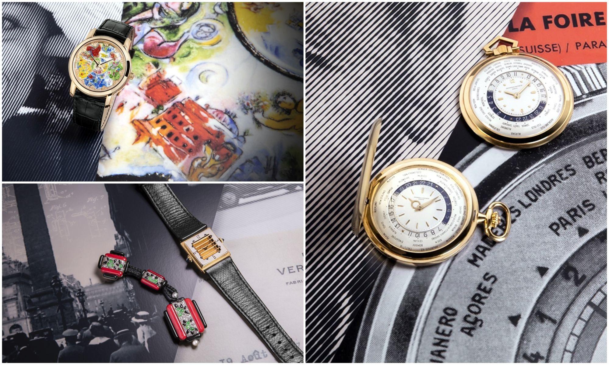 200年的輝煌合作,江詩丹頓呈獻「雙聯畫Diptyques歷史回顧展」,再次見證時計、藝術與製錶工藝的歷史價值