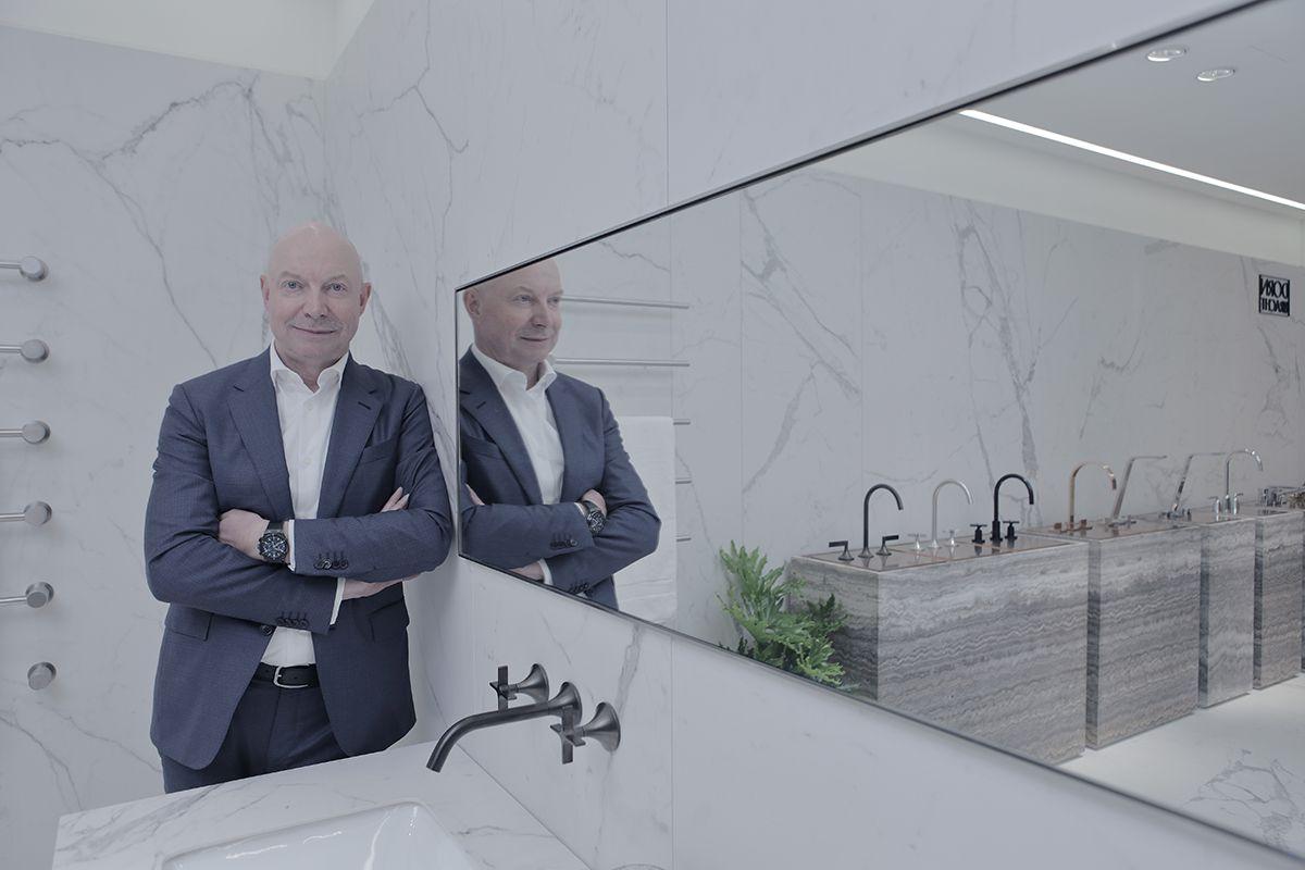 德國頂級衛浴的趨勢報告!Dornbracht 總裁 Andreas Dornbracht專訪
