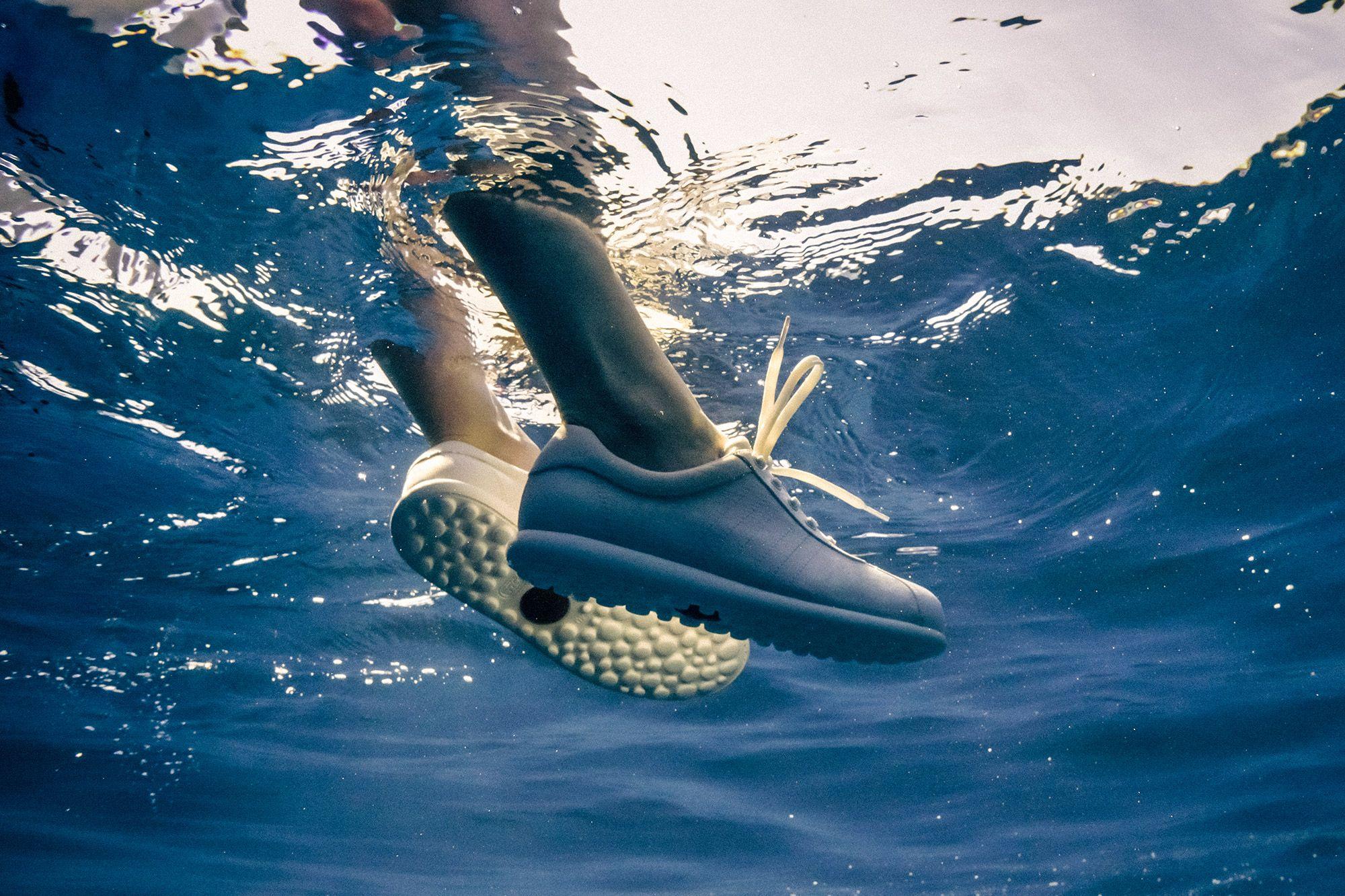 綠時尚再添一軍!Camper推出最環保的輕量鞋,投入回收海洋塑料行動