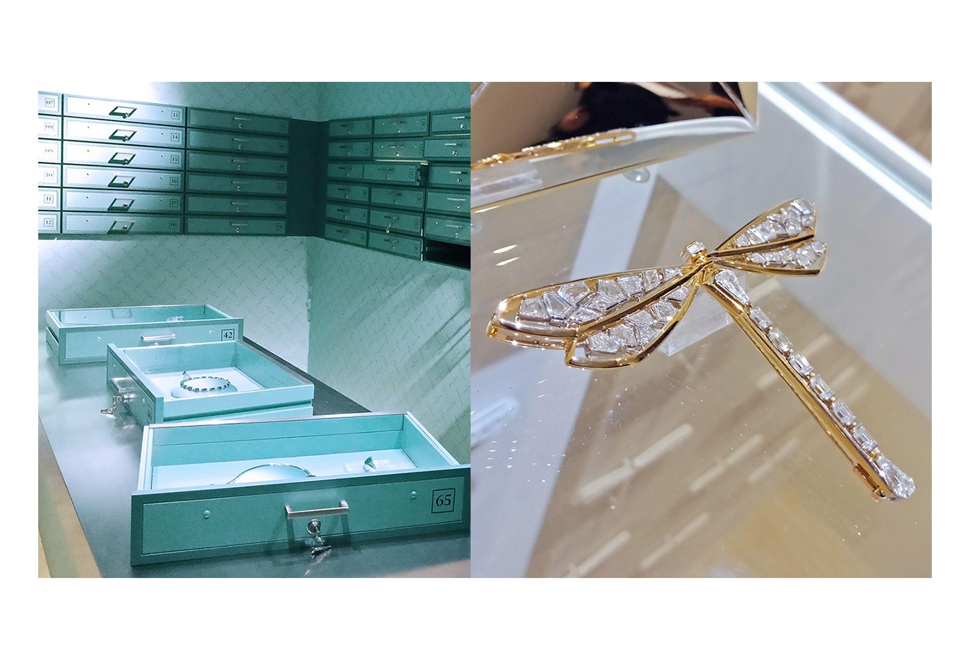 夢想中的Tiffany Jewel Box!2019 Blue Book高級珠寶系列五大設計重點搶先看