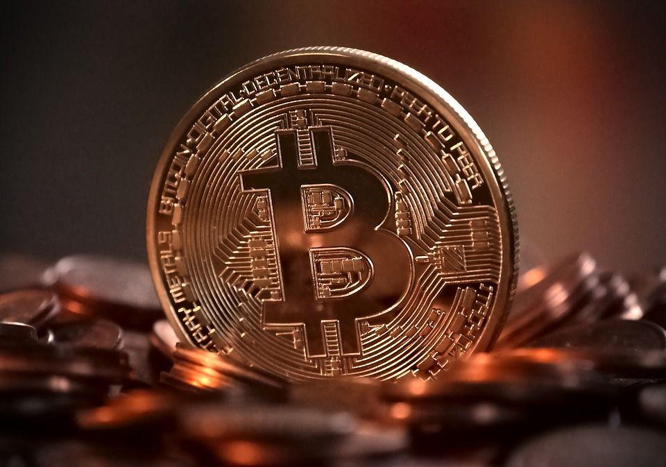 比特幣是目前較為流通的數位貨幣。Image : Pixapay