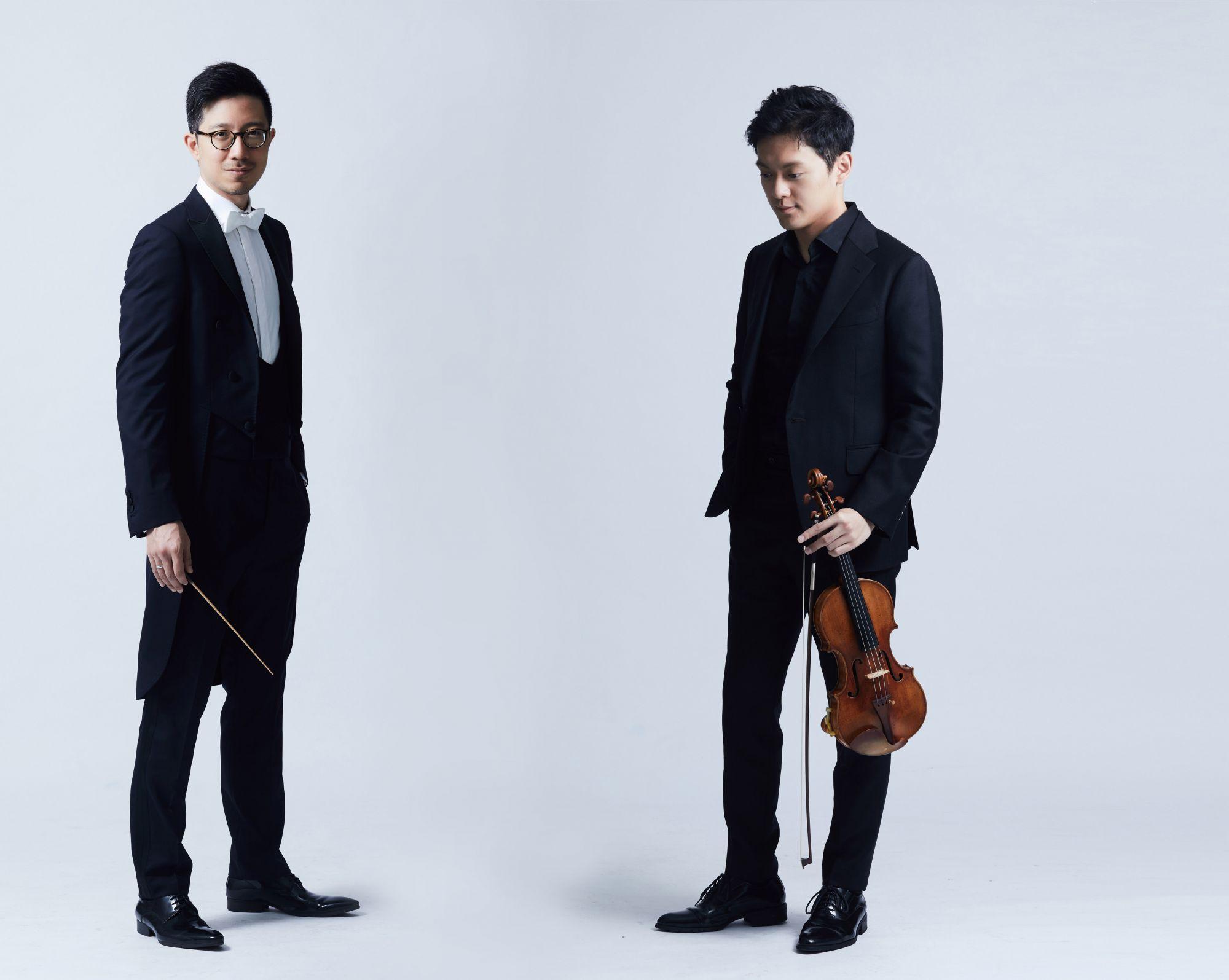 頂尖交鋒!指揮家莊東杰與小提琴家曾宇謙聯手演繹「過耳即永恆」的歷史