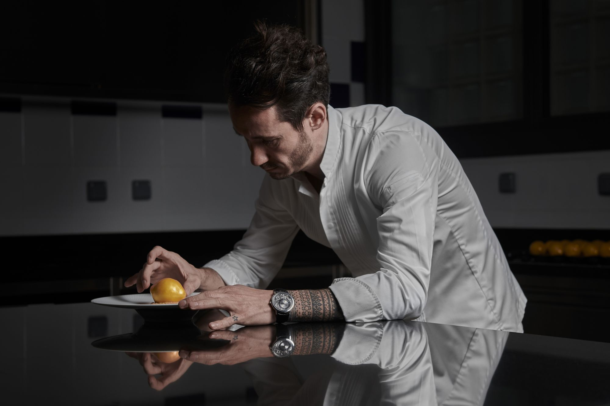 Piaget品牌大使暨甜點藝術家Cédric Grolet,用甜點藝術征服味蕾與時間!