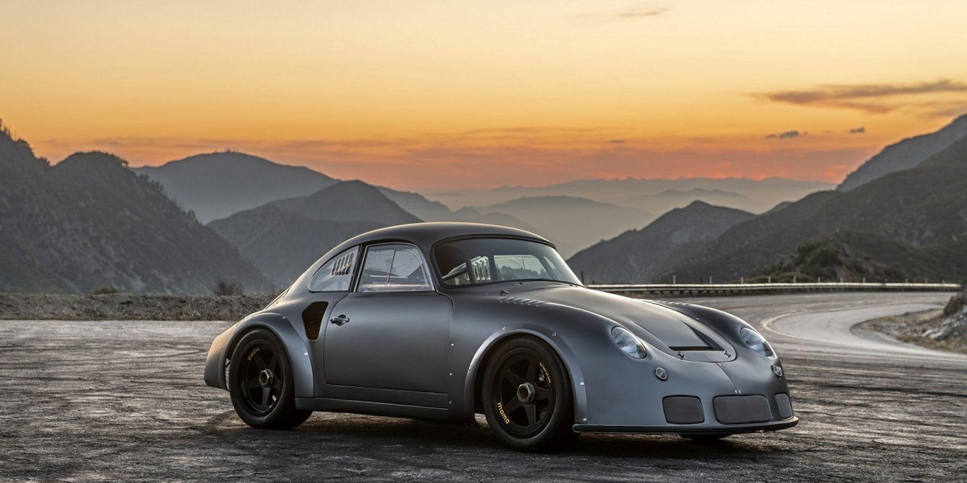 再現利曼賽道榮光!Porsche356 RSR以400匹馬力重新問世!