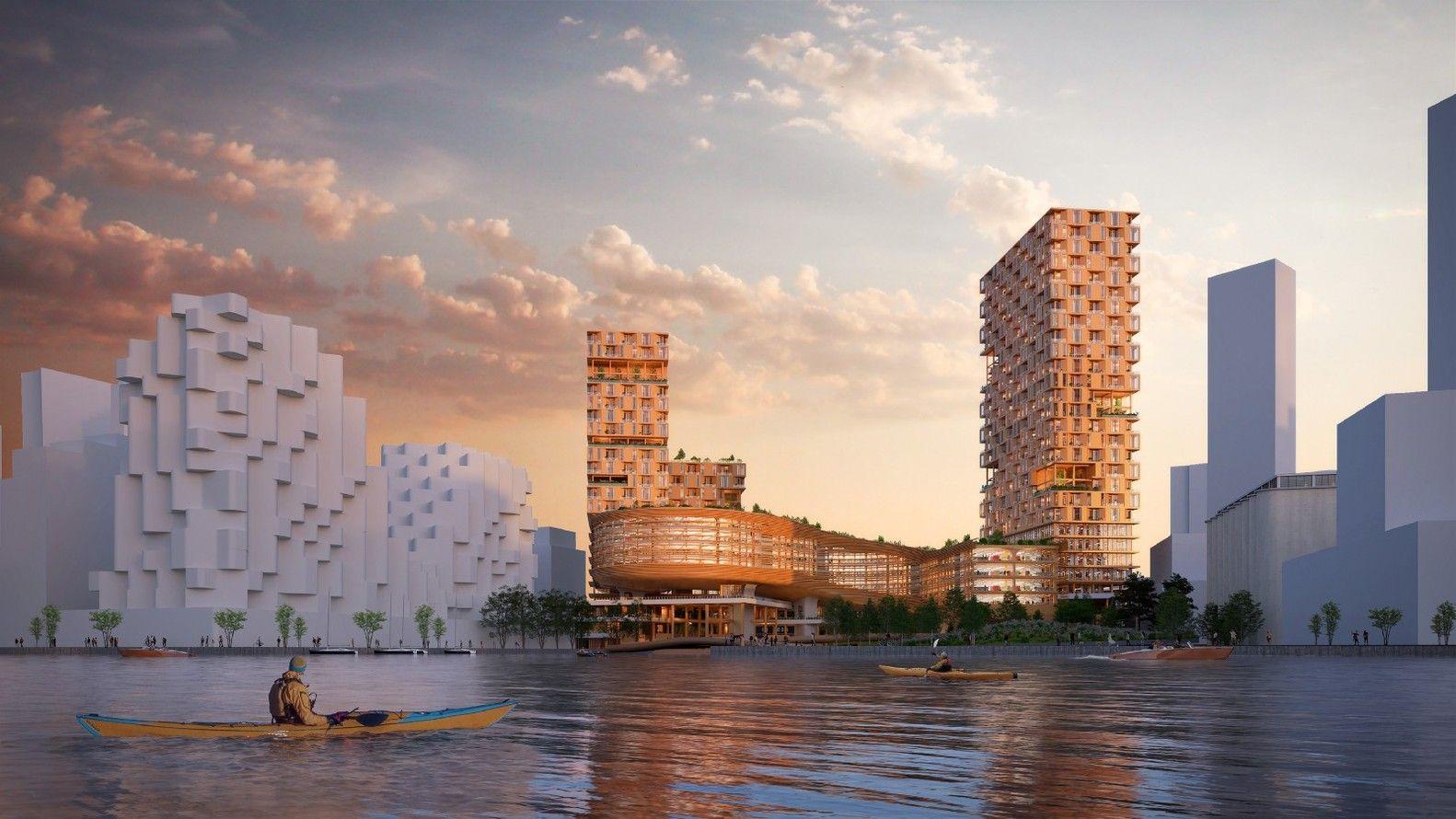 Google打造「智慧城市」引爭議!濱海木質住宅社區靠互聯網「活著」