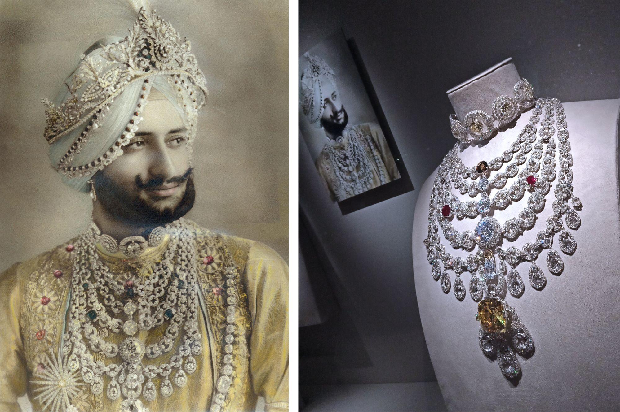 超乎你想像的華麗!跟著歷史上最懂珠寶的男人們,品味男士配戴珠寶的演化史