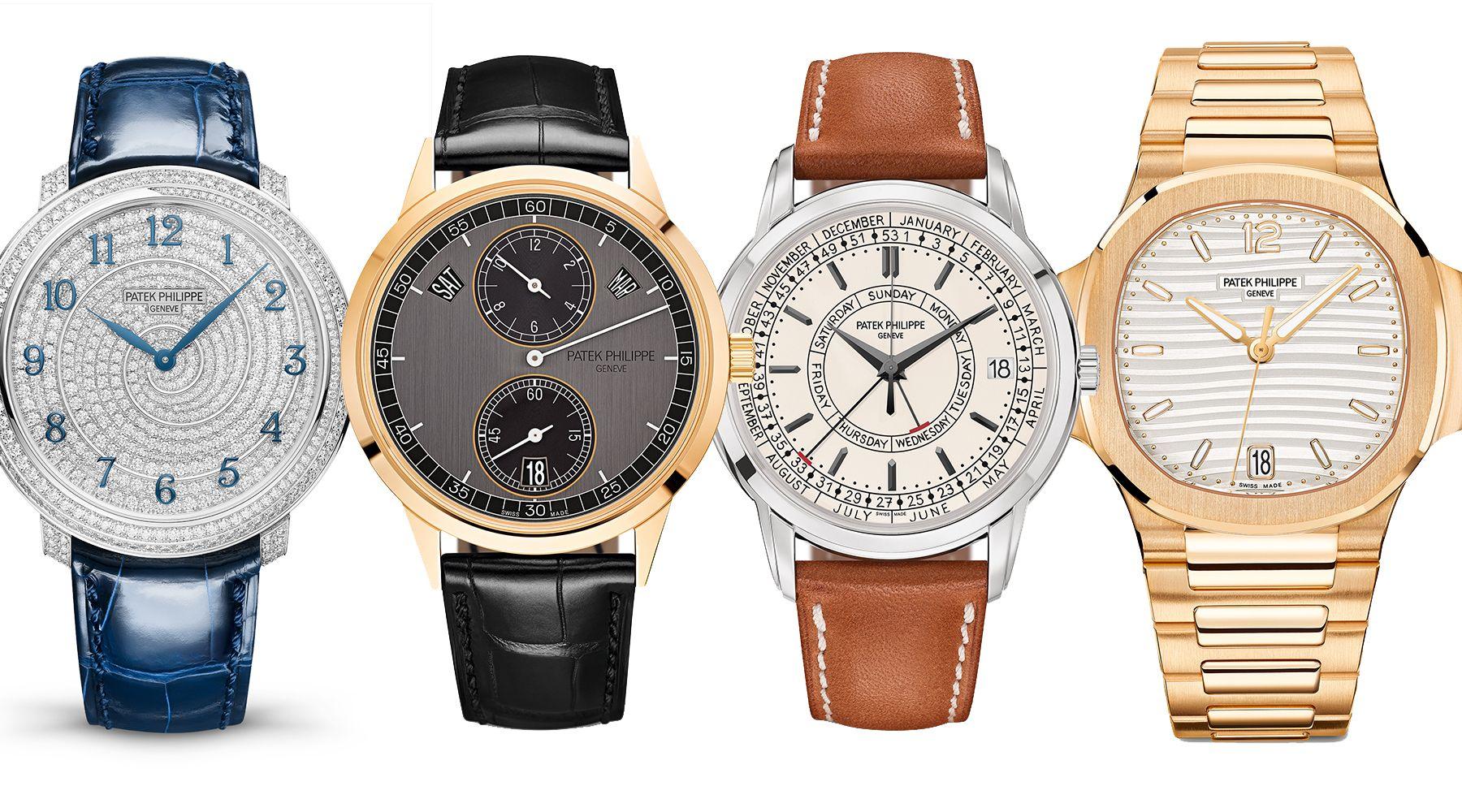 2019百達翡麗新錶亮點搶先看!三針一線、摺疊扣延伸系統、鑽石緞帶⋯,錶王用細節征服行家的心