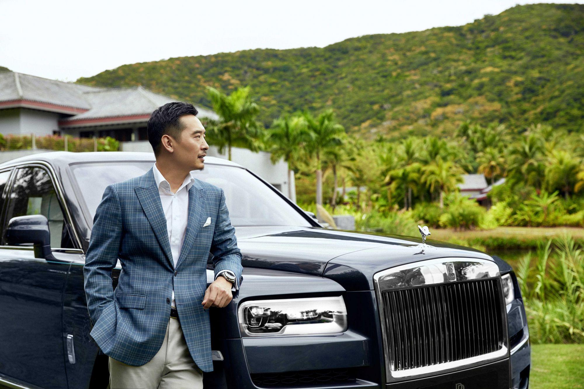 勞斯萊斯大中華區總監李龍:台灣市場擁有極大潛力,我們願意打破規則去追尋!