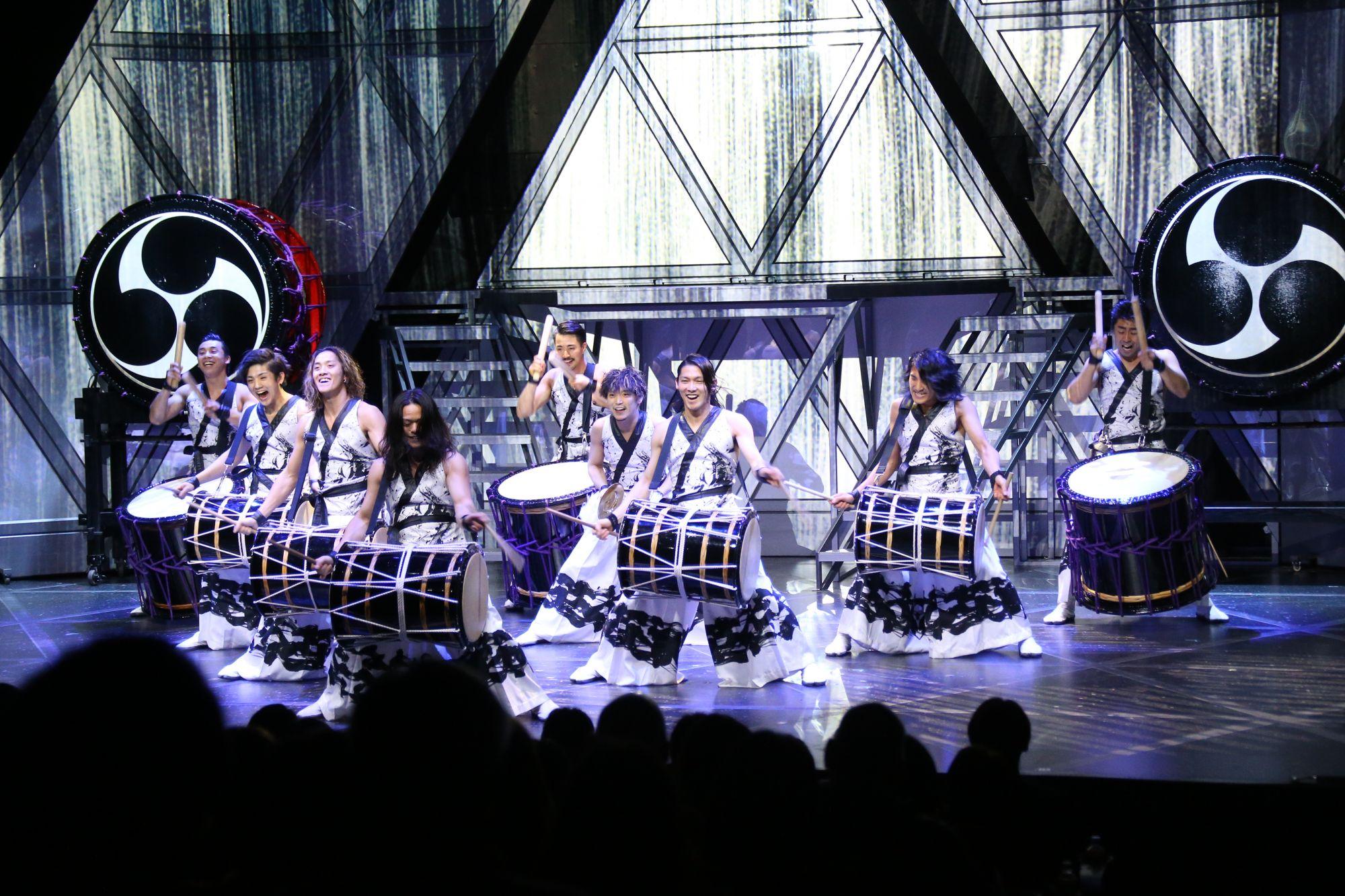 萬華響2019公演現場,照片版權©teamLab