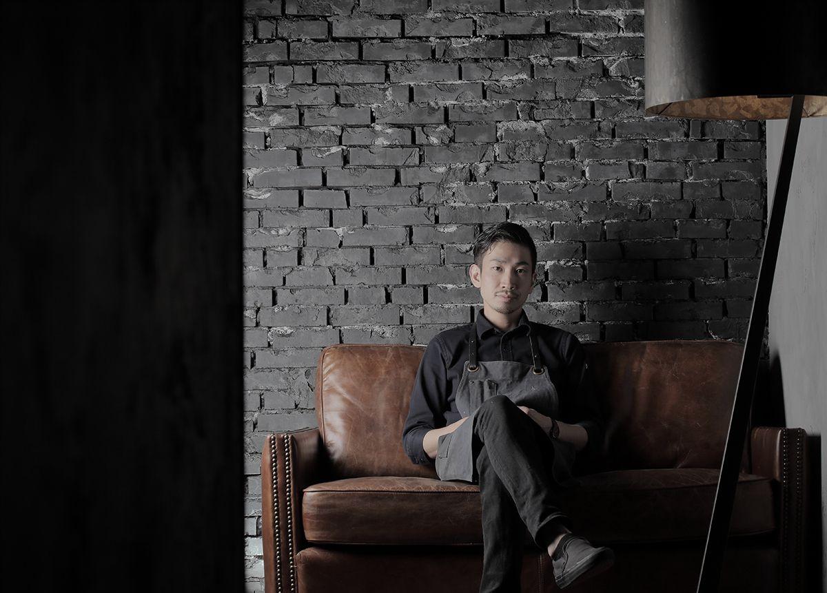 台北米其林二星餐廳logy主廚田原諒悟顛覆你對日本主廚的想像