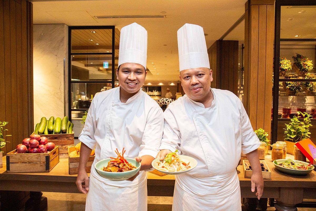 炎熱夏日沒食慾?這一個國家的特色美食最開胃!吉隆坡君悅酒店 JP teres餐廳來台客座!多達40道馬來西亞菜色供享用