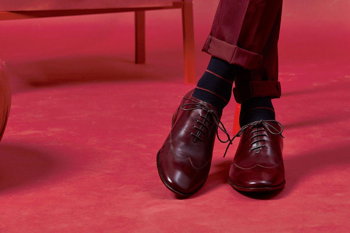 台灣手工鞋新境界!林果良品13週年挑戰 Patina 渲染工藝