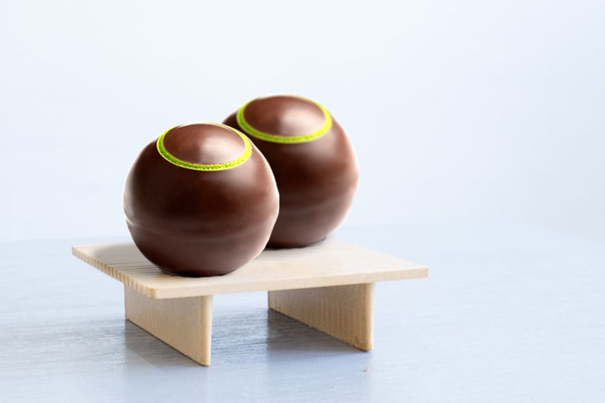 最有中秋味的巧克力!Du Rhône Chocolatier 推出佳節限定柚子松露口味