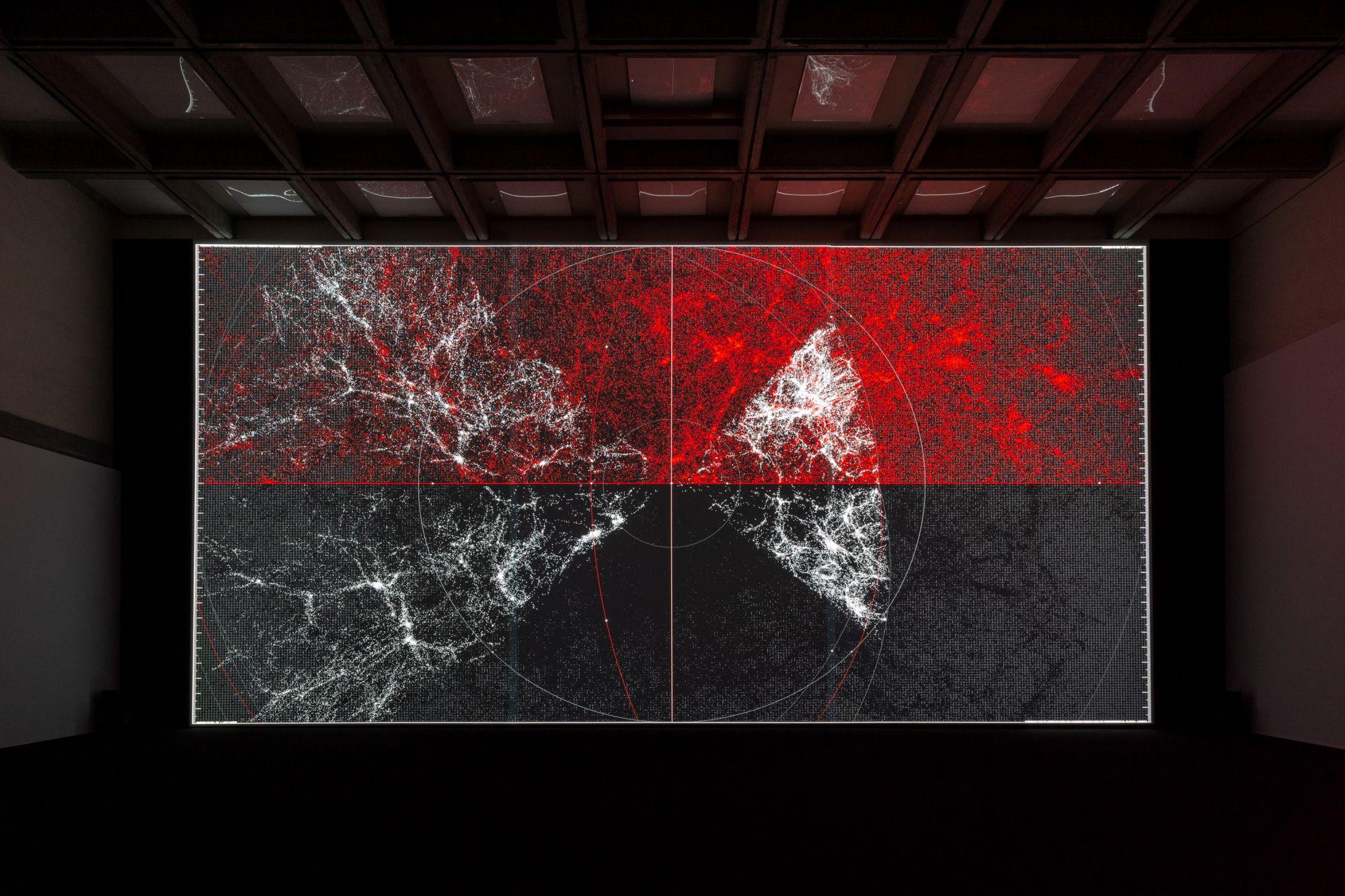 日本新媒體藝術家「池田亮司個展」北美館重磅登場!開啟視聽科技的無限想像