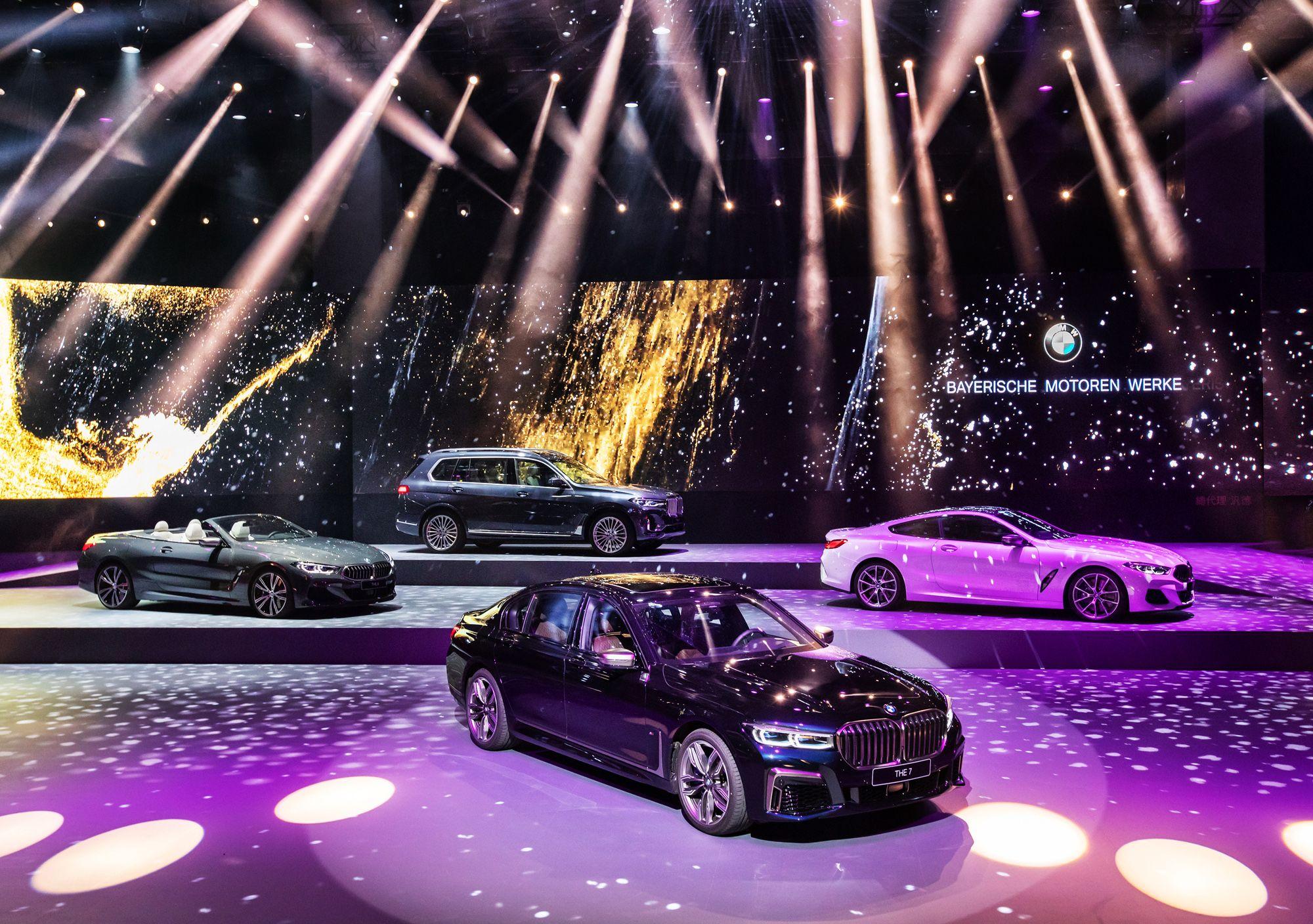 BMW重新定調奢華,將駕駛昇華為五感體驗