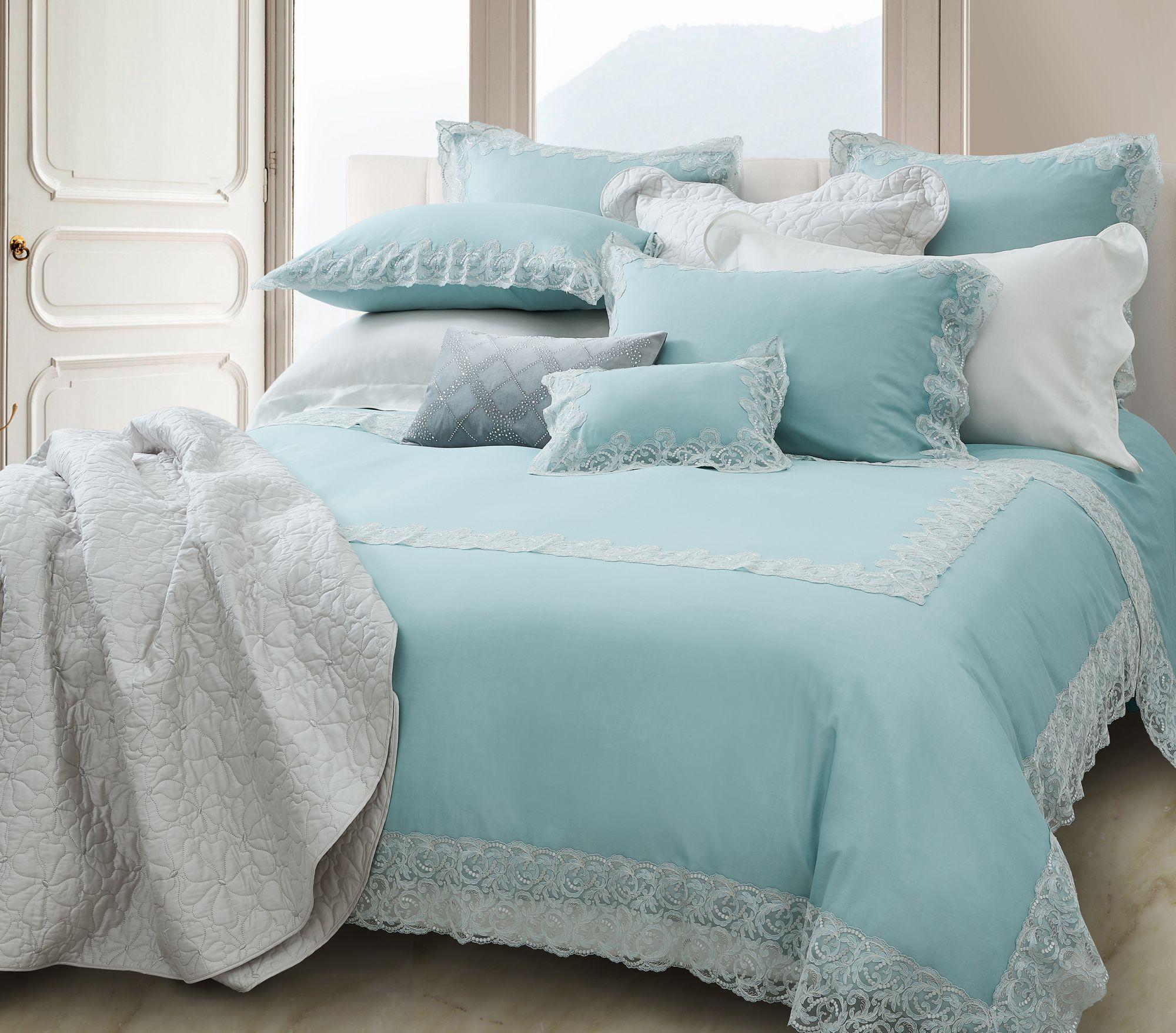 你臥室裡缺少的那件蕾絲寢飾!日本御皇織全台僅10件,埃及GIZA超長纖棉重現博物館典藏國寶