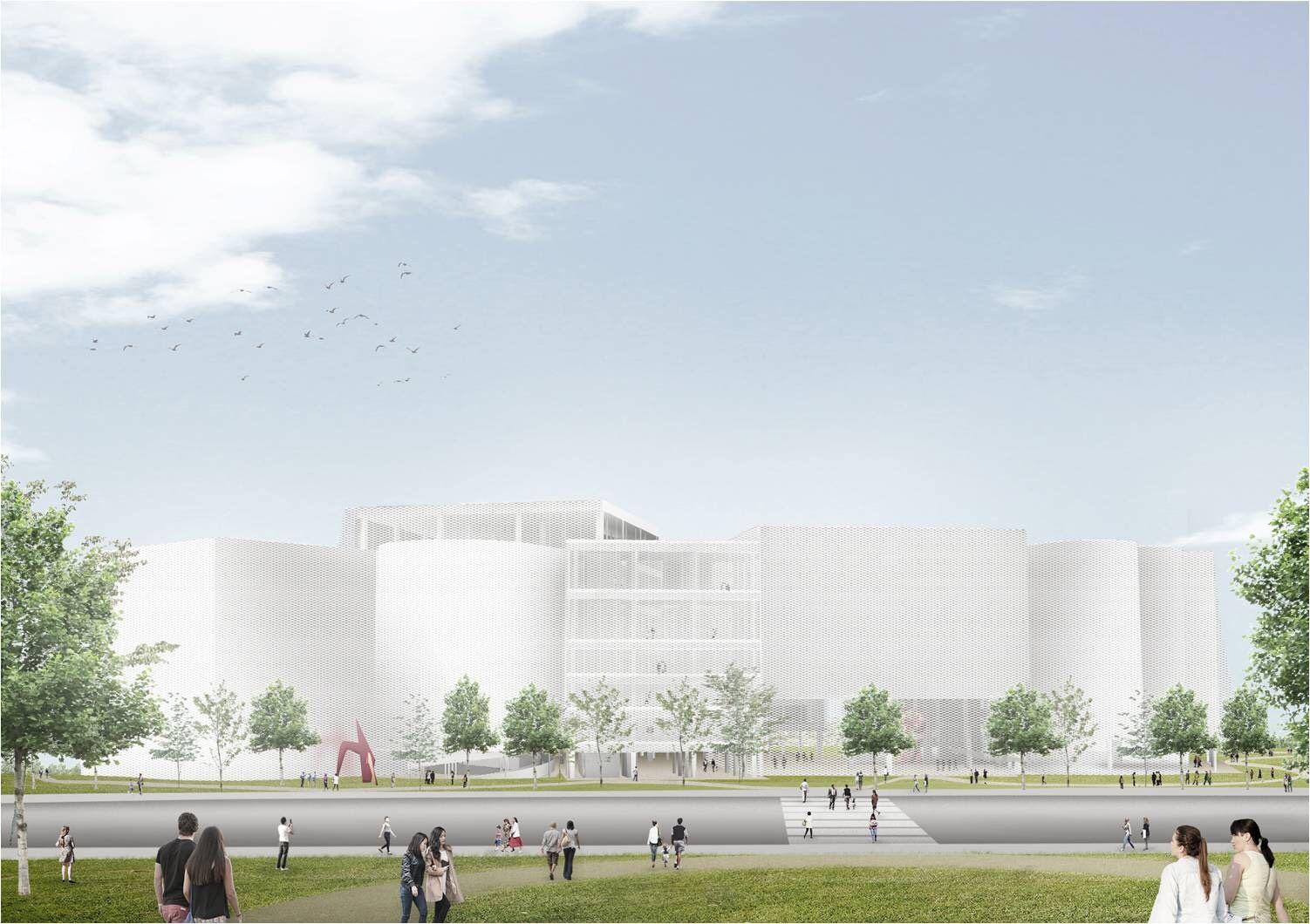 再添世界級地標!普立茲克建築師妹島和世、西澤立衛打造「台中綠美圖」實現公園中的圖書館概念