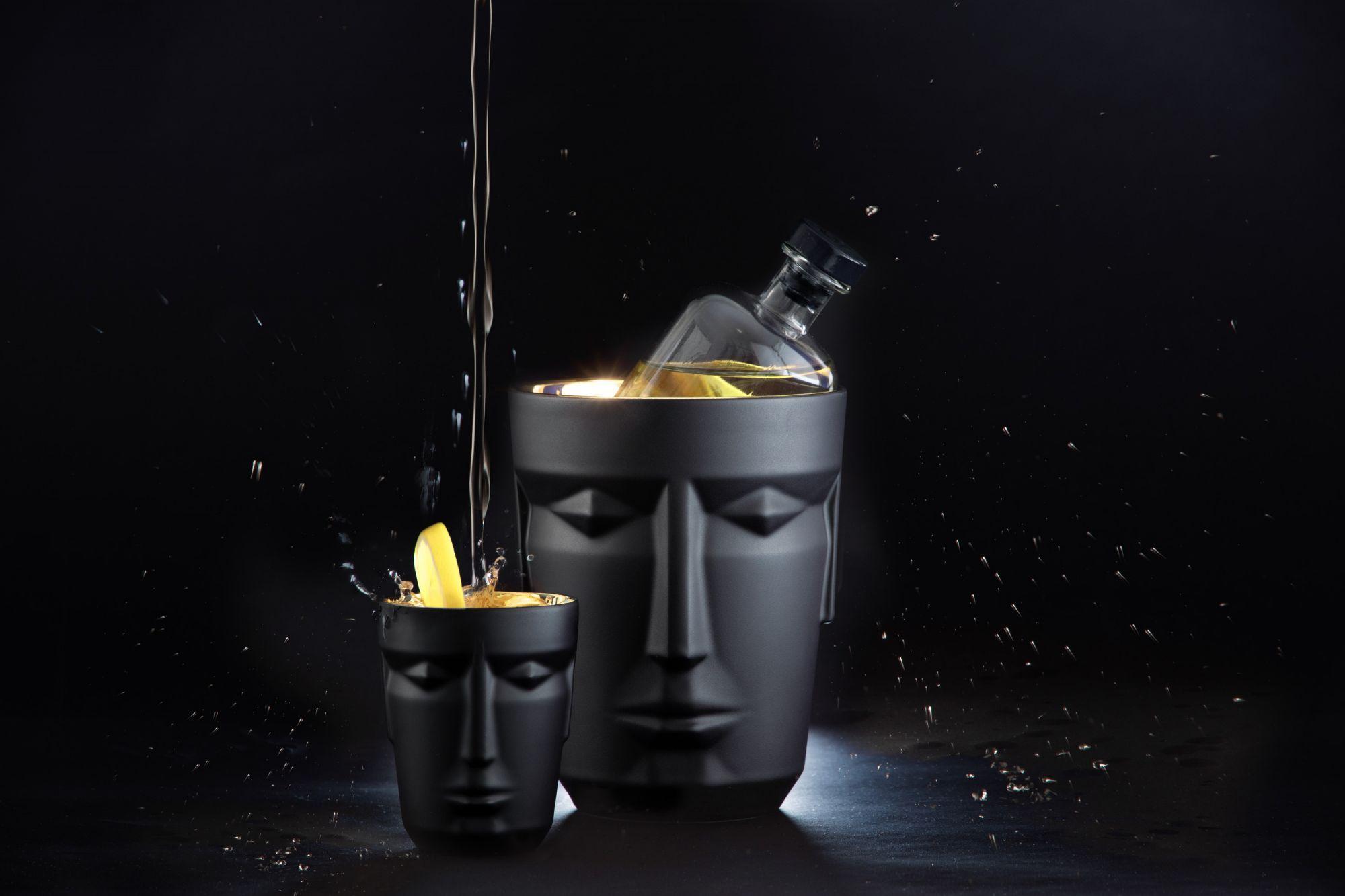 德國總理梅克爾最愛!百年FÜRSTENBERG餐瓷演繹希臘神話,純手工打造24K金杯壁內緣