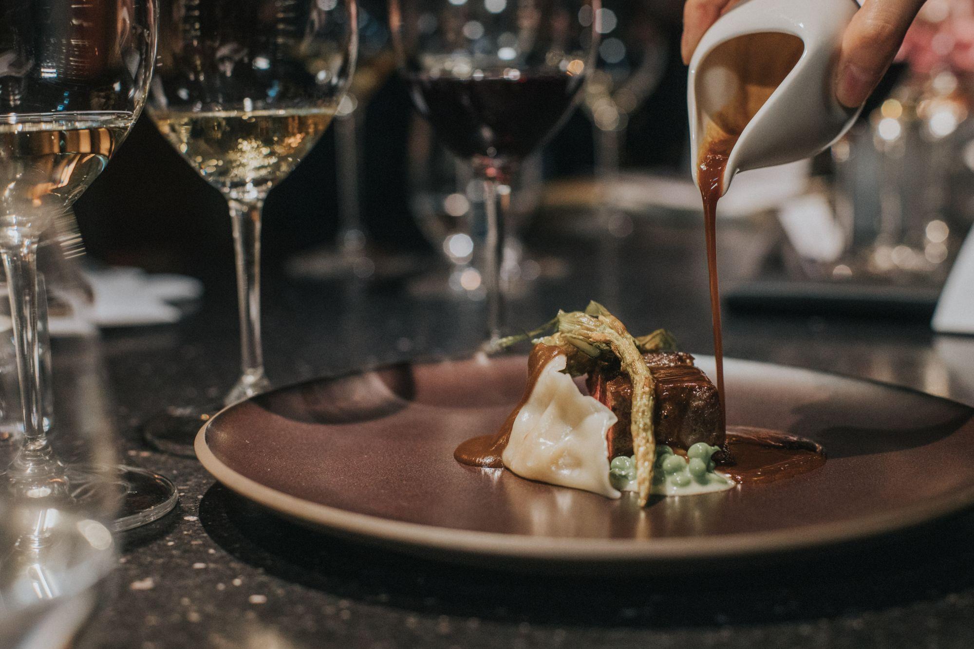 LEXUS攜手米其林主廚跨界辦趴!台灣車主專屬「Experience Amazing」餐盤上環遊世界