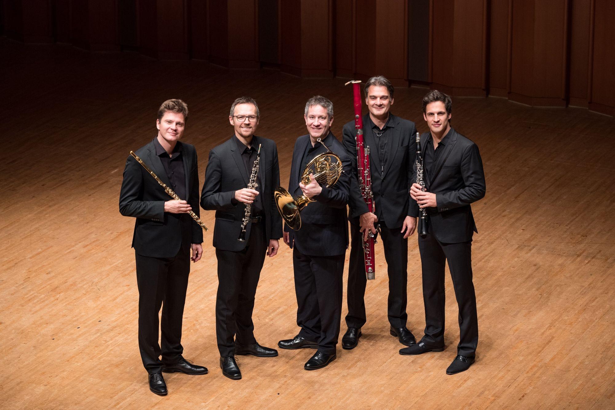 維也納.柏林愛樂木管重奏團(Ensemble Wien-Berlin)