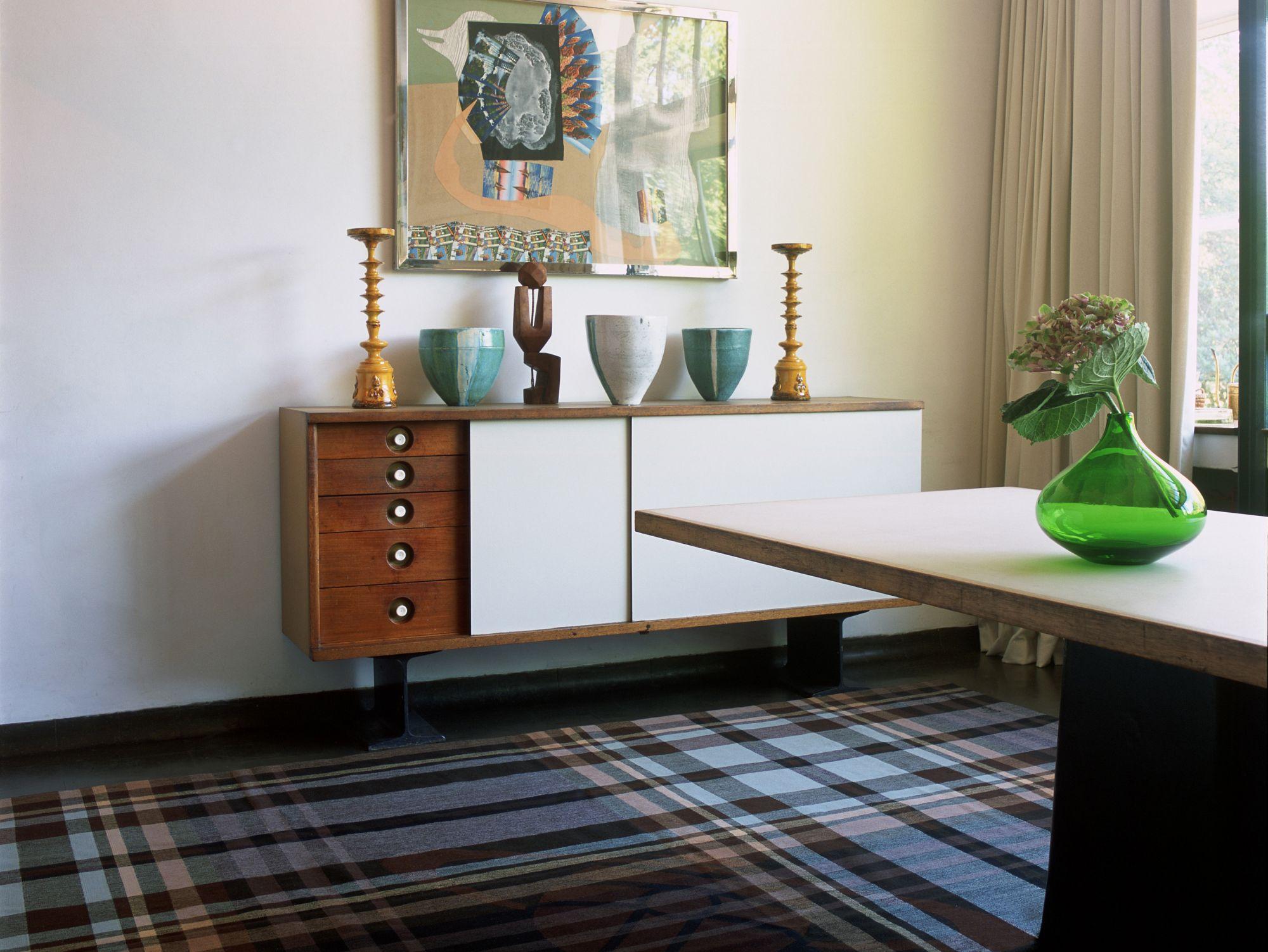 讓人捨不得踩上去的毯上藝術!時尚設計師加持超潮地毯,家裡瞬變精品屋
