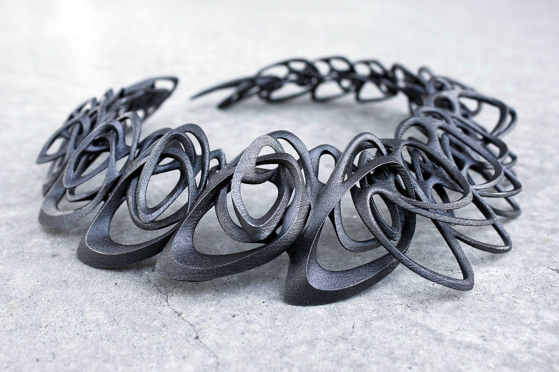 從建築到珠寶,建築界新星吳嘉華Jenny Wu跨界不設限,3D列印技術打造前衛珠寶