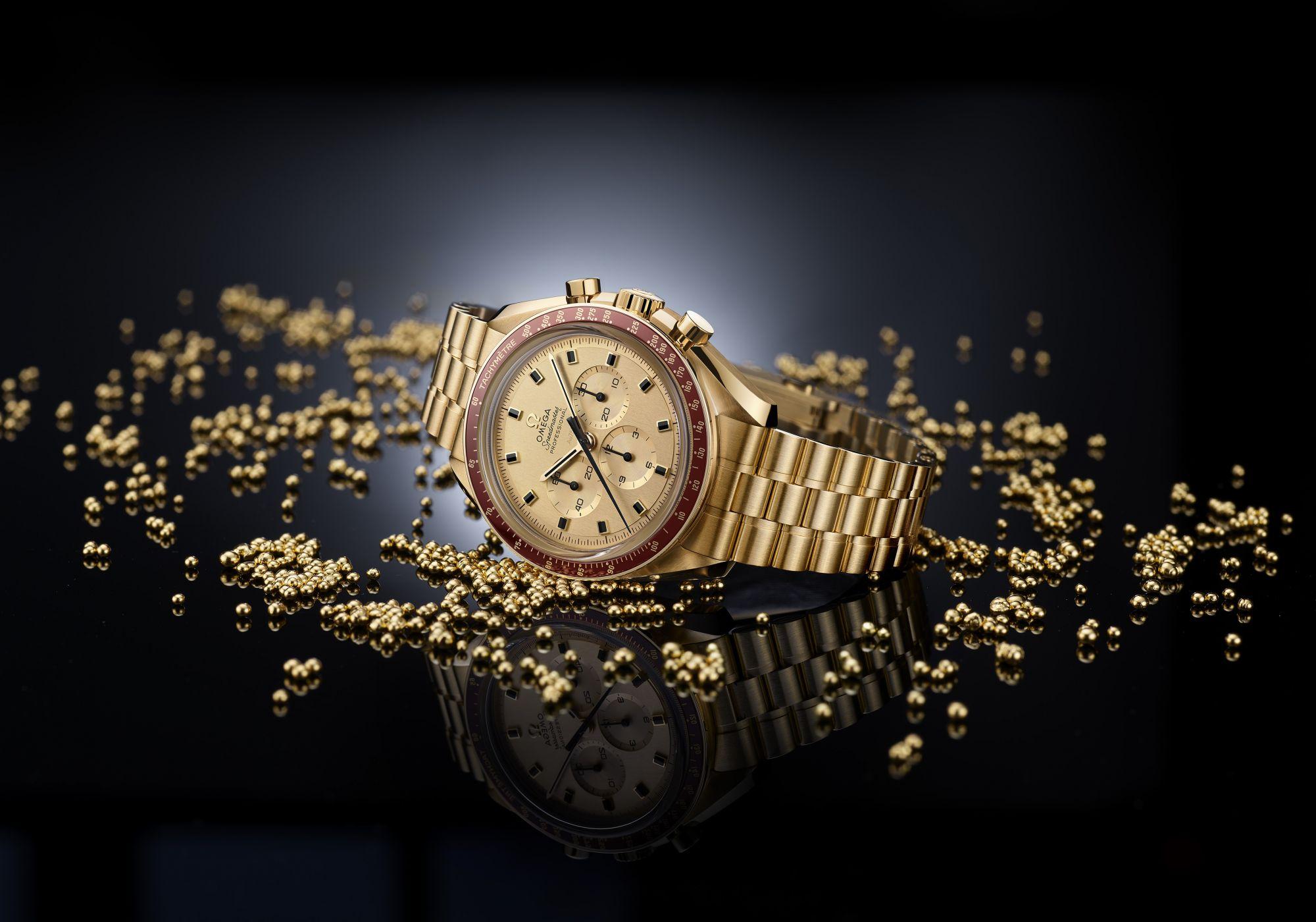 登陸月球50週年,OMEGA限量超霸阿波羅11號腕錶續寫傳奇,紀念人類重要時刻