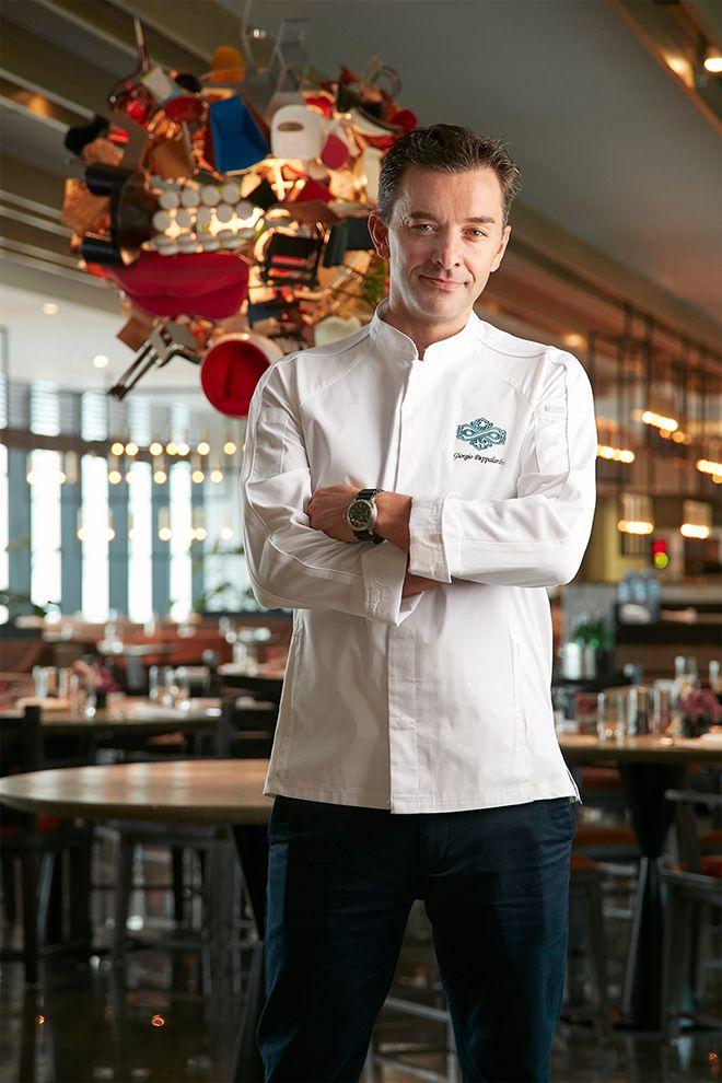 訴求簡單健康的飲食主義!義籍寒舍集團西餐廚藝總監主廚Giorgio Pappalardo的義式哲學引領La Farfalla再出發