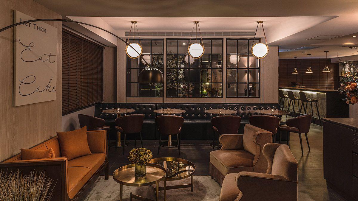 Chou Chou 法式料理餐廳改裝後更顯優雅與質感