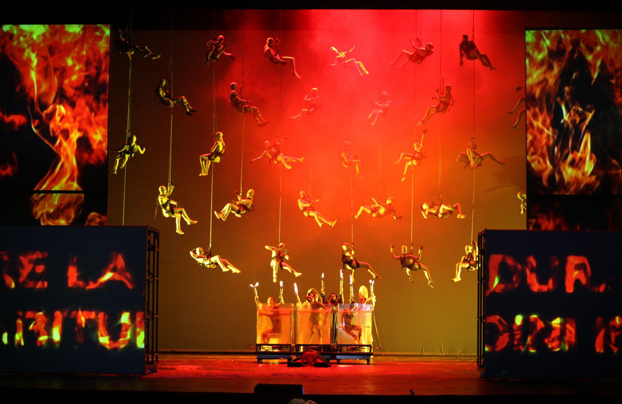 華格納歌劇《諸神黃昏》©Eva Ripoll