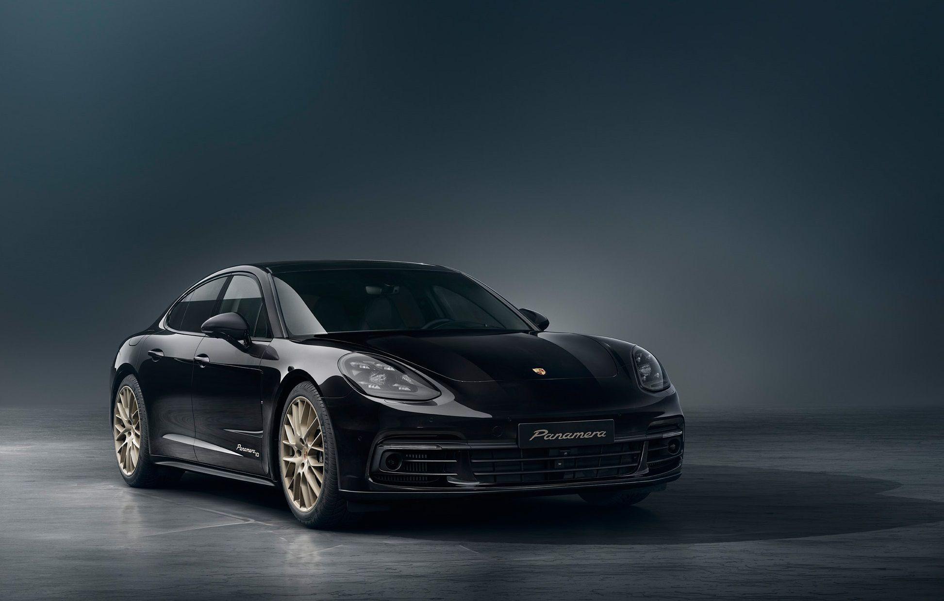 十週年紀念!Porsche「Panamera 10 Years Edition」外觀與配備雙升級