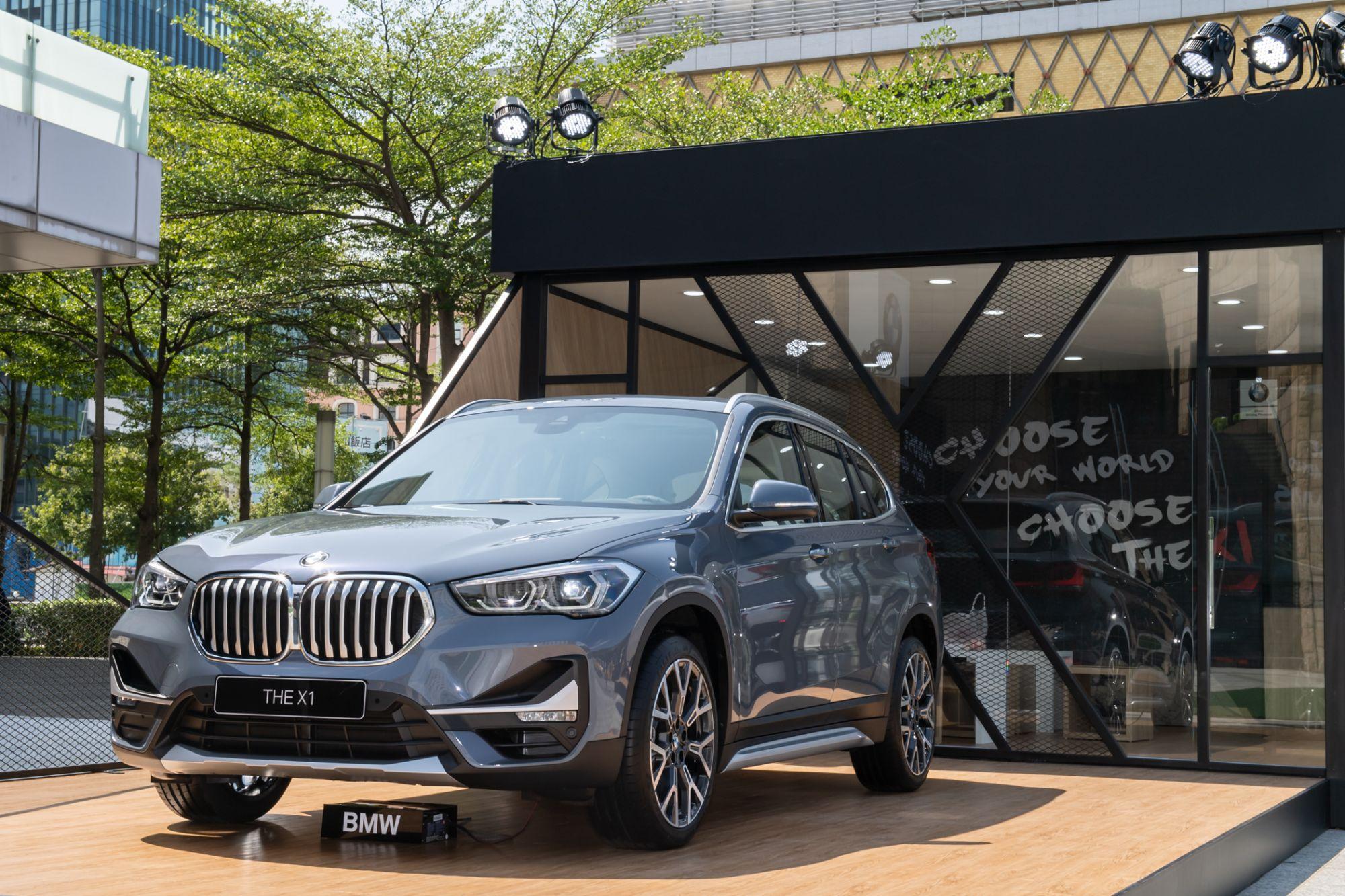 新BMW X1休旅!標配M款方向盤、無線Apple Carplay