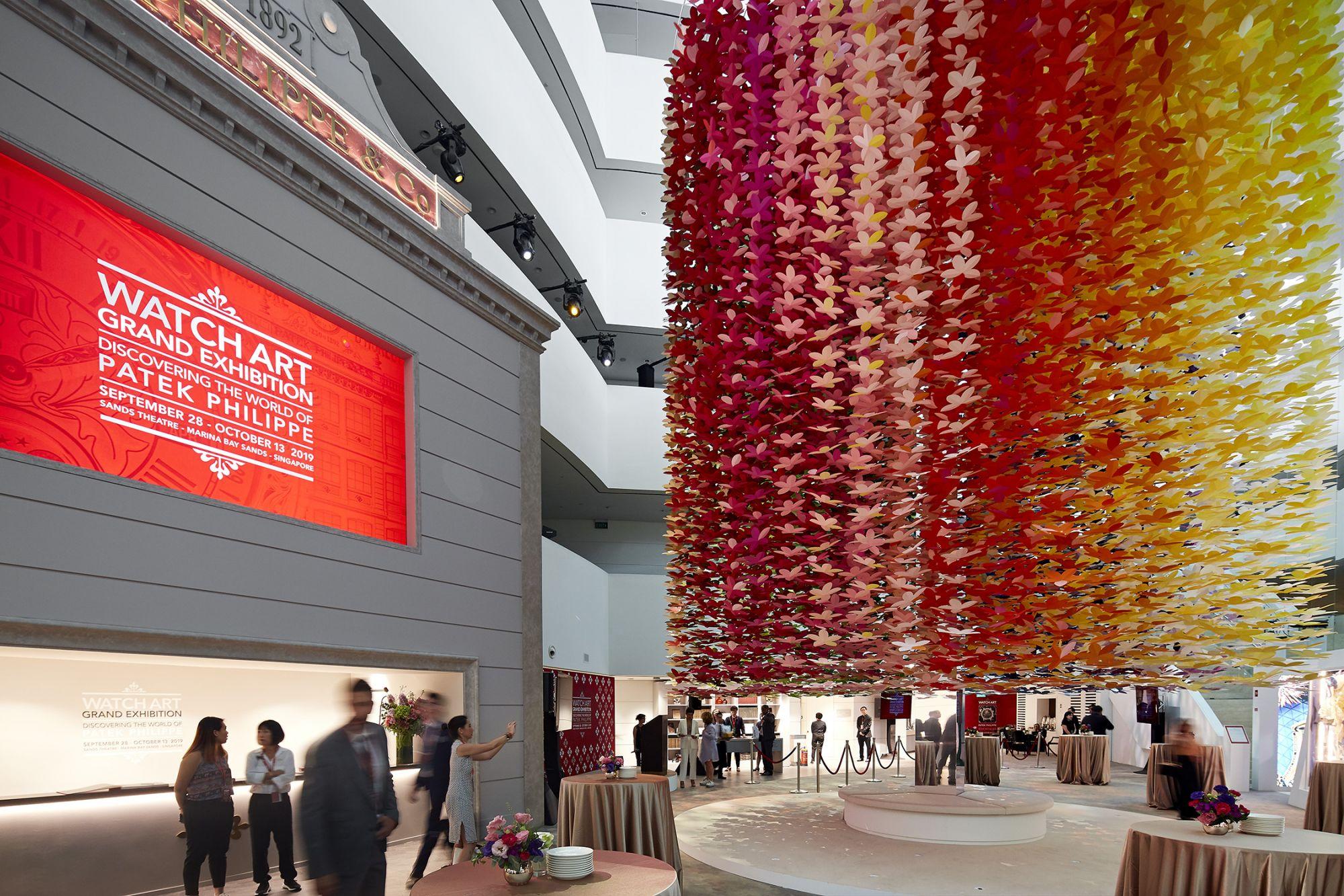 史上最大、 10 個主題展廳、開埠 200 周年,「2019 年新加坡鐘錶藝術大型展覽」一場空前絕後的鐘錶藝術盛宴!