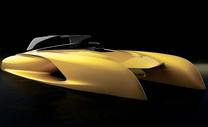 全世界最貴超跑Bugatti設計師下海 ! 5.4億Atlantic讓空氣通過增加穩定、減少阻力