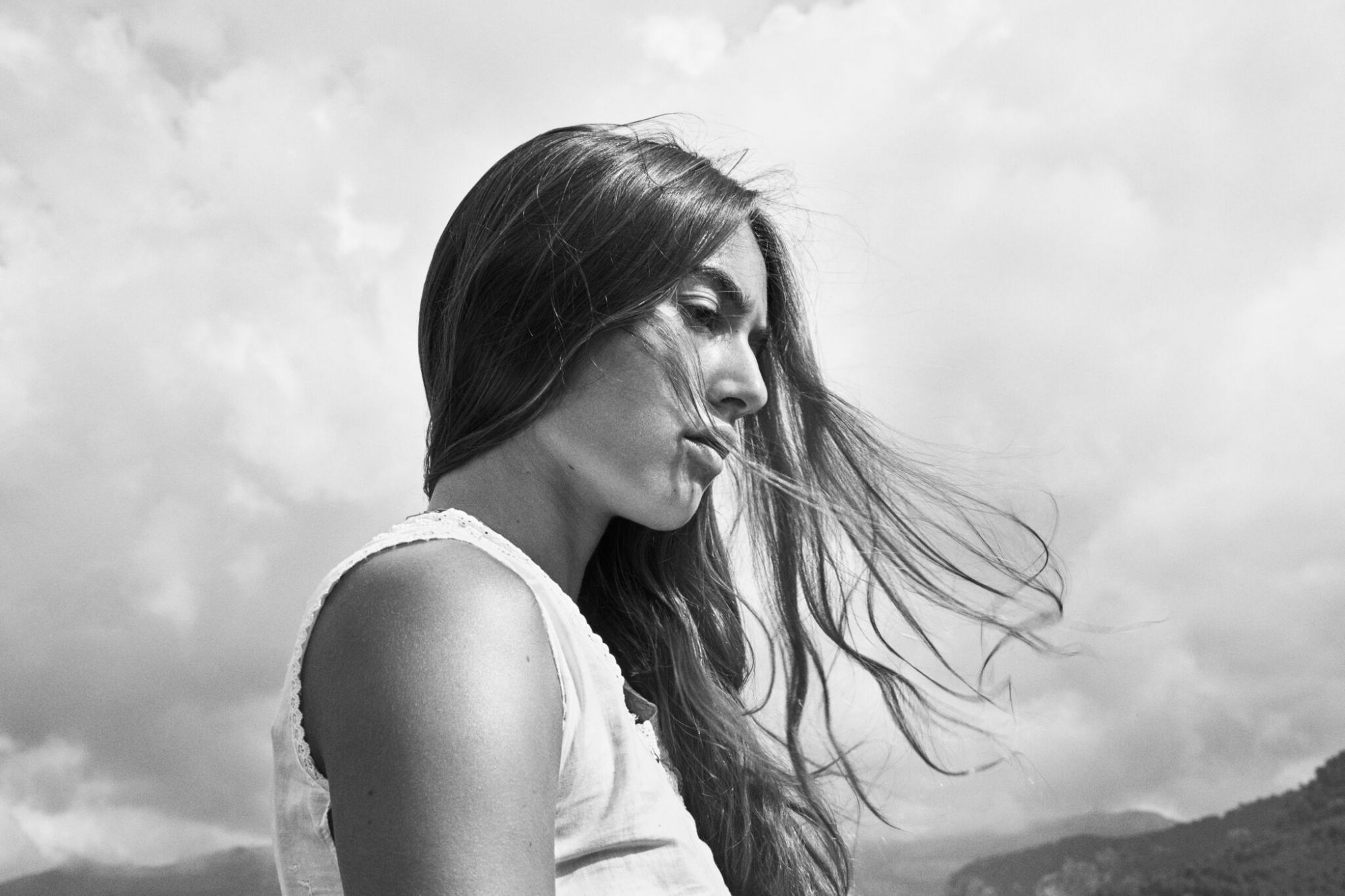 La Mer海洋拉娜聯名攝影鬼才Mario Sorrenti及女兒!打造黑白風格經典乳霜