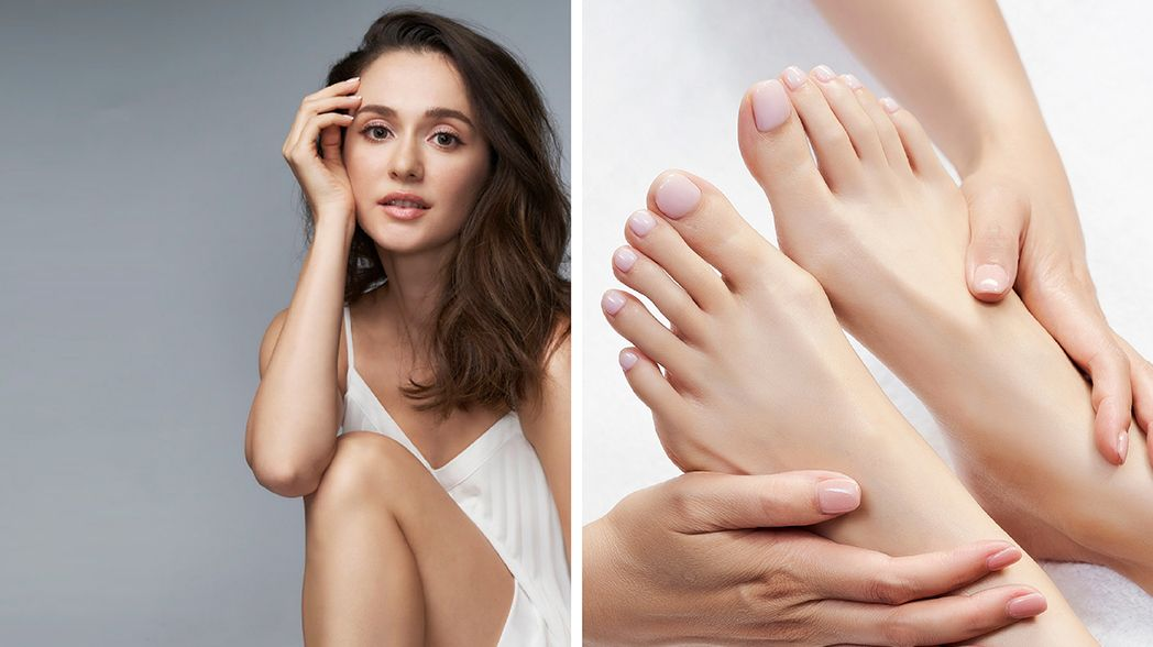 妳的腳幾歲? 立足名媛圈的關鍵腳色,瑞莎說:有一種青春叫做「完美裸足」,Margaret Dabbs London 用完美腳色征服名流女星