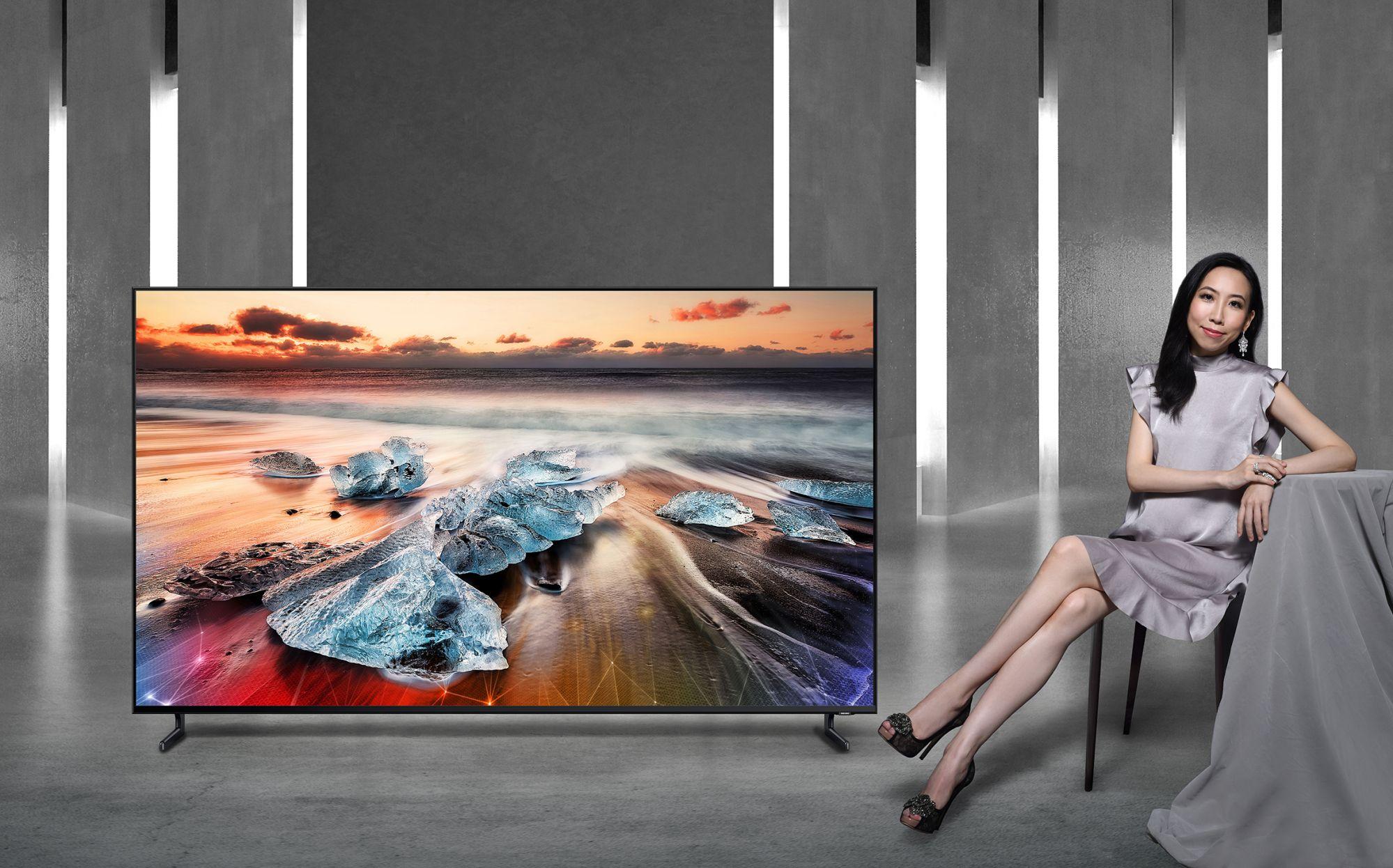 黃郁婷難忘求婚畫面、文業豪讚嘆不丹美景,Samsung QLED 8K量子電視用極致科技帶兩人前往心之所向!