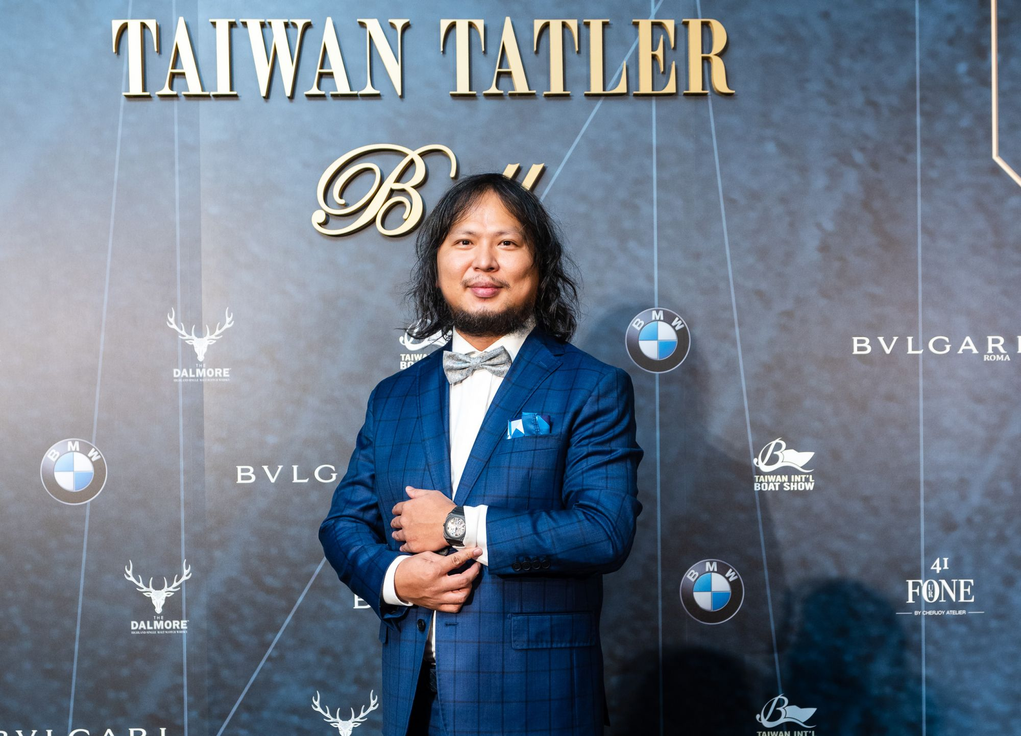 2019 Taiwan Tatler Ball榮耀時刻!Bvlgari相伴新光三越郭思婷、奧丁丁王俊凱等各界名流閃耀登場