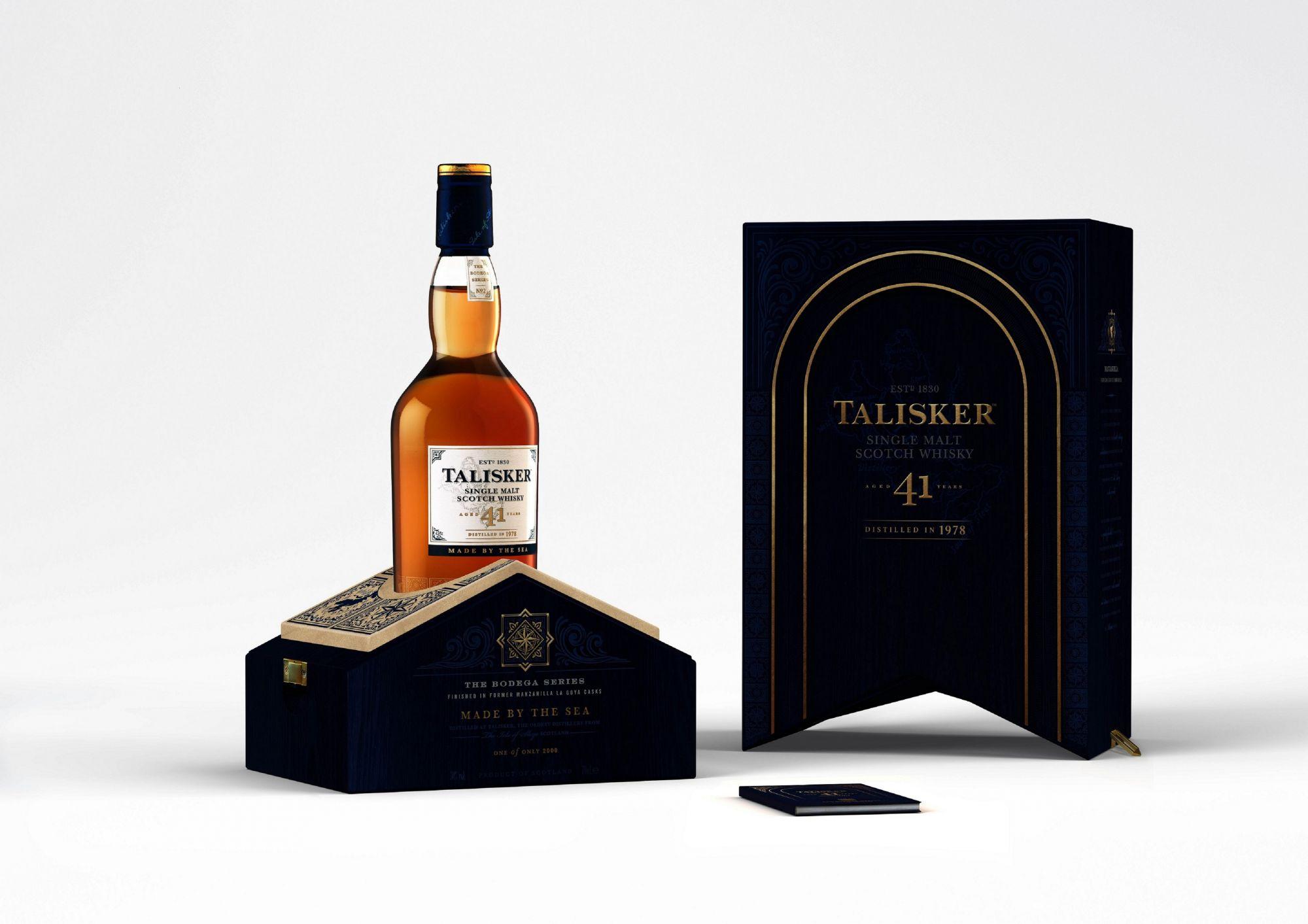 限量是殘酷的!烈酒之王 Talisker 泰斯卡高年份威士忌再下一城