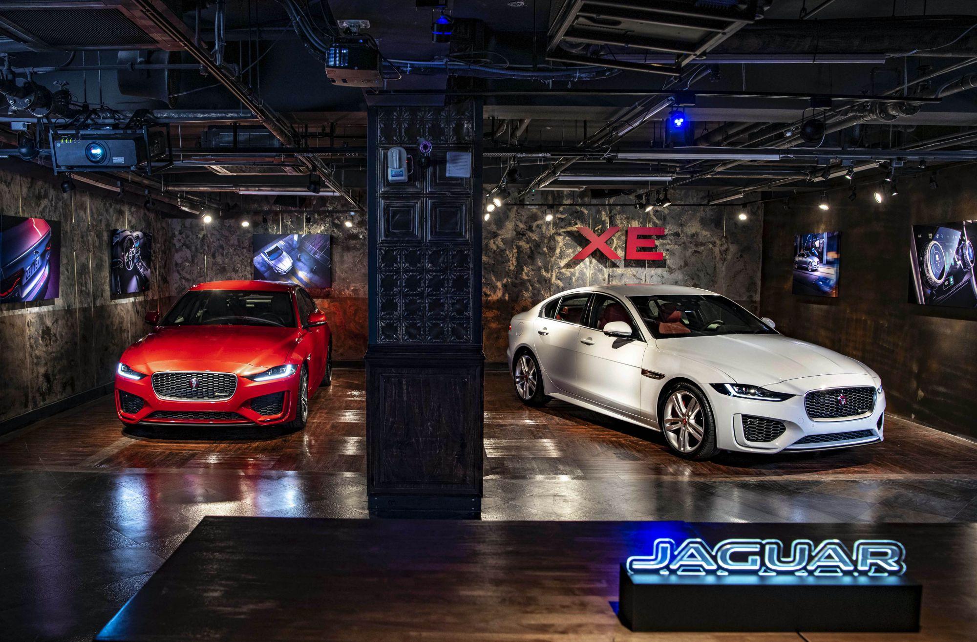 全新改款New Jaguar XE預告2020台北國際車展登場!動力升級全新再進化