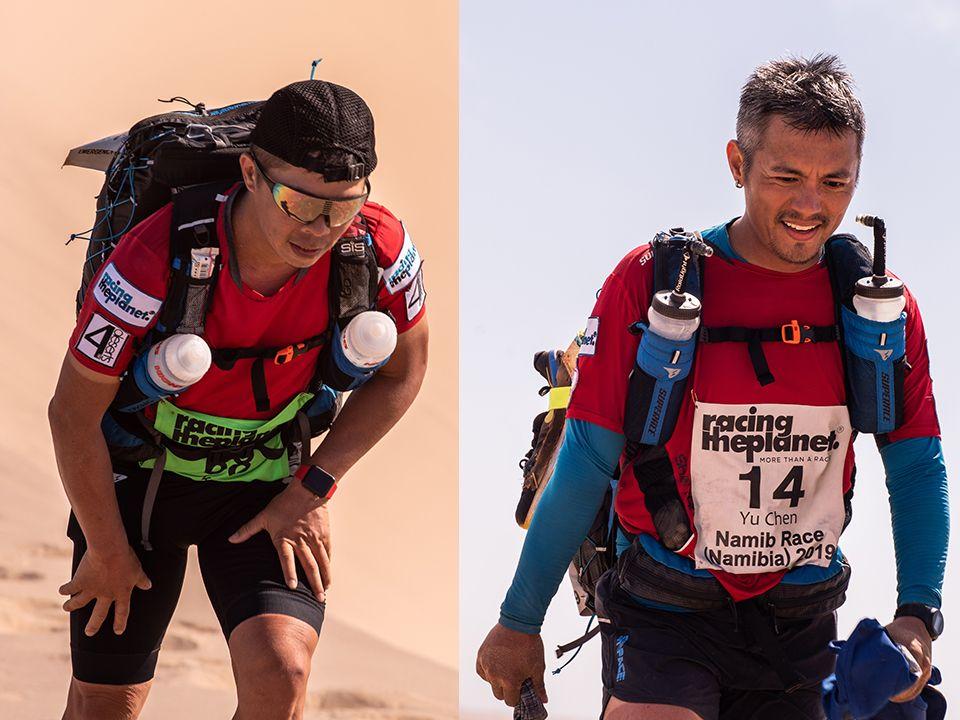納密比亞的呼喚 !素人挑戰「全世界最古老沙漠」紀錄,范逸臣每跑完超馬都覺得自己又「重生」了