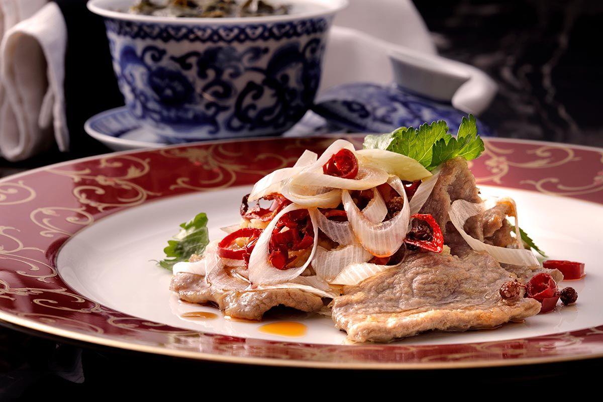 厲家菜二代傳人厲曉麟訪台!帶來清朝皇帝最愛的飄香鹿肉