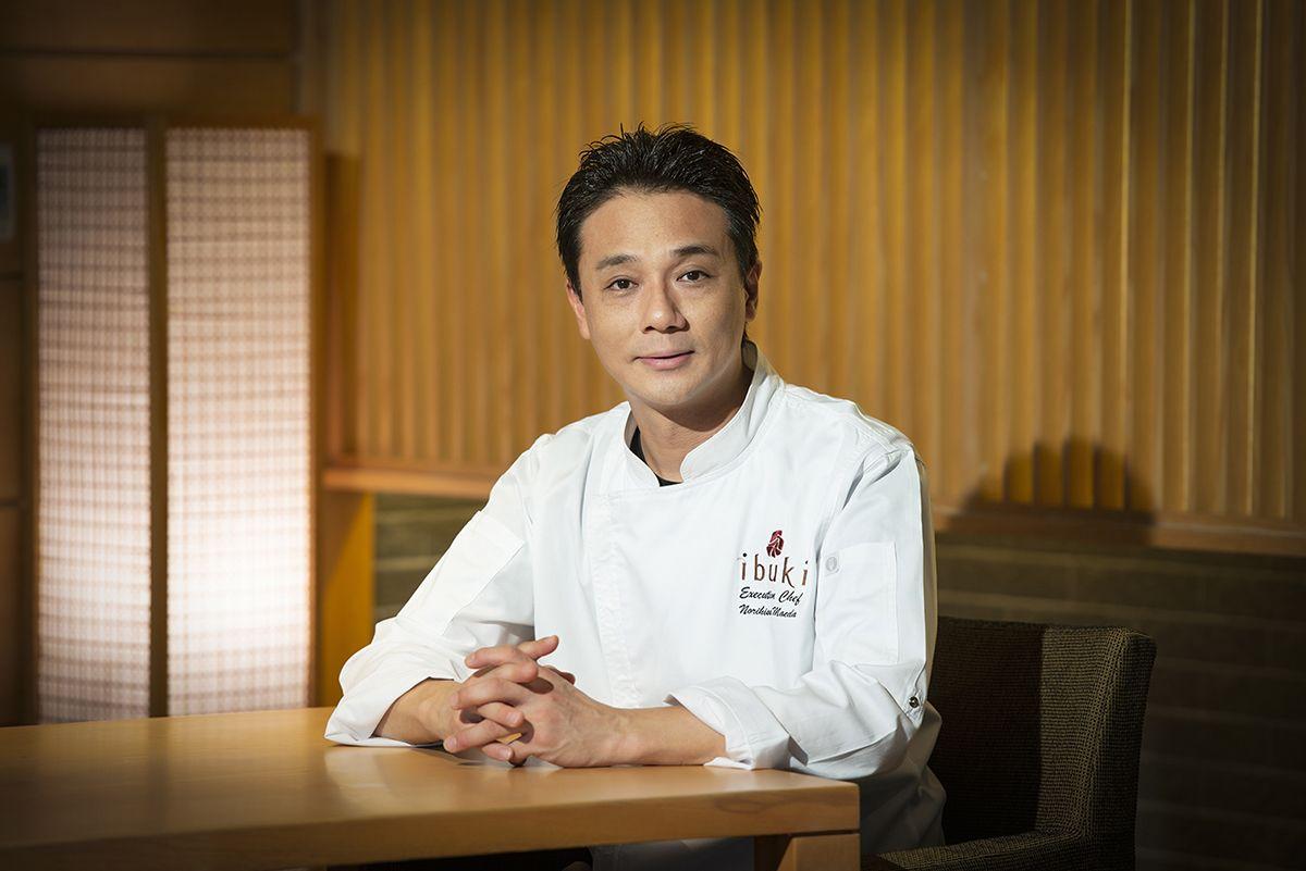 香格里拉台北遠東國際ibuki新主廚前田典久:「料理從未有絕對答案!」