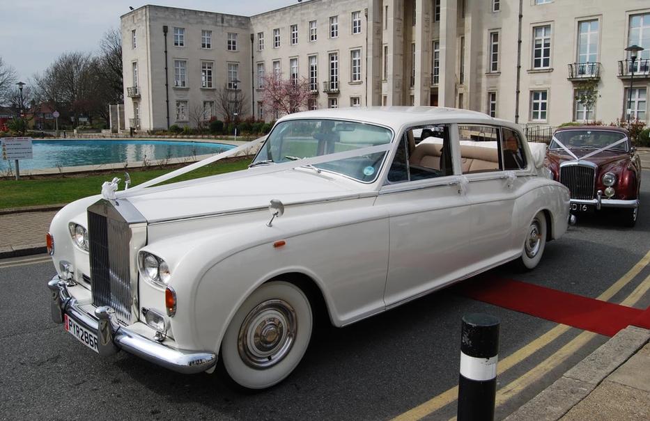 林志玲婚宴禮車與英國伊麗莎白女王登基紀念同款!Rolls-Royce Phantom VI 全球僅3台 ,原車主是摩納哥國王