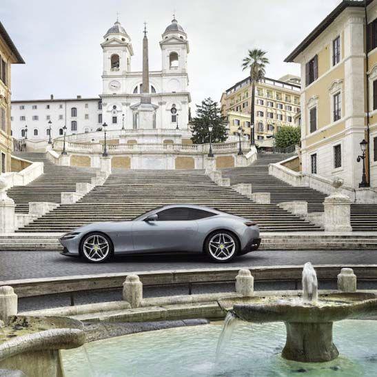 Ferrari Roma 2+正式上路!致敬50、60年代的羅馬時期,重新定調義式奢華風尚
