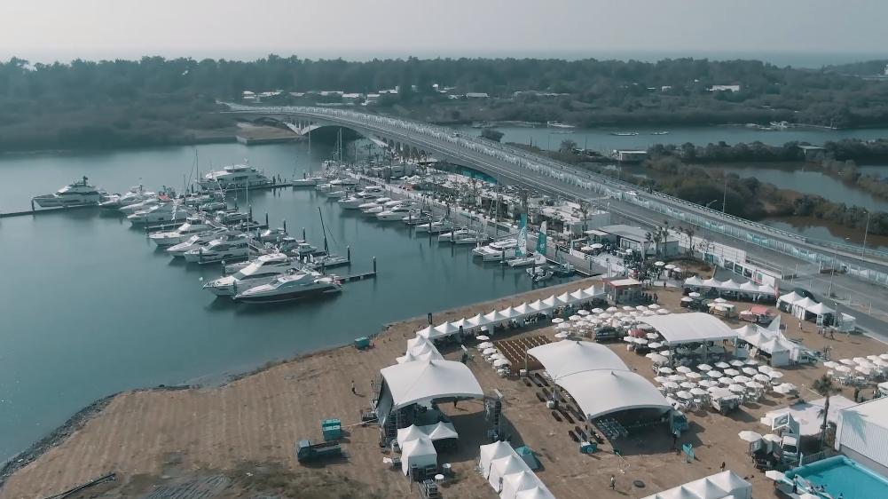 亞洲版邁阿密海岸嘉年華!「安平遊艇展」遊艇市值超過5億,近60個文創市集進駐