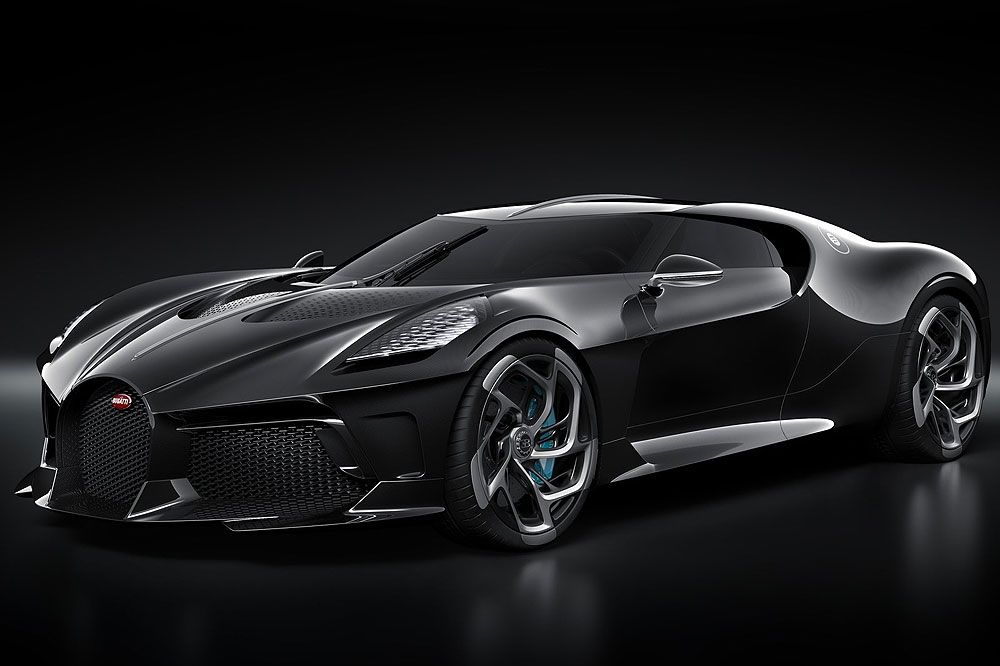 全世界最貴超跑全球僅一台!Bugatti「黑車」超越Pagani榮登寶座,5.8億天價售出