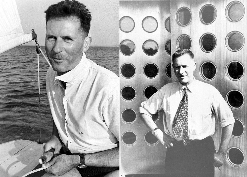 讓柯比意、布萊德彼特都想收藏的6件傢俱!法國建築大師Jean Prouvé用機械美學征服全世界